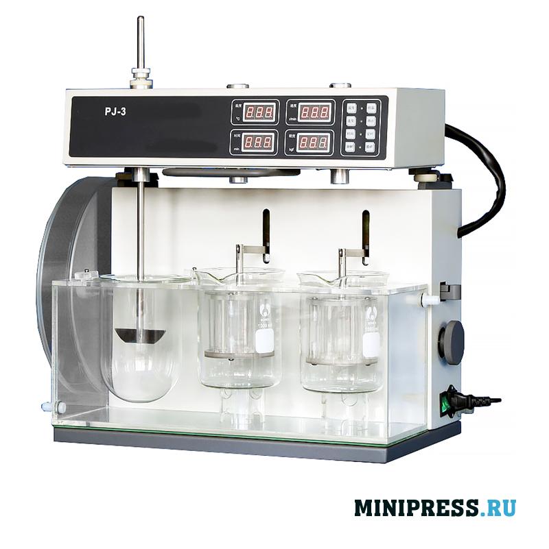 Оборудование для лабораторий для анализа свойств и качеств таблеток