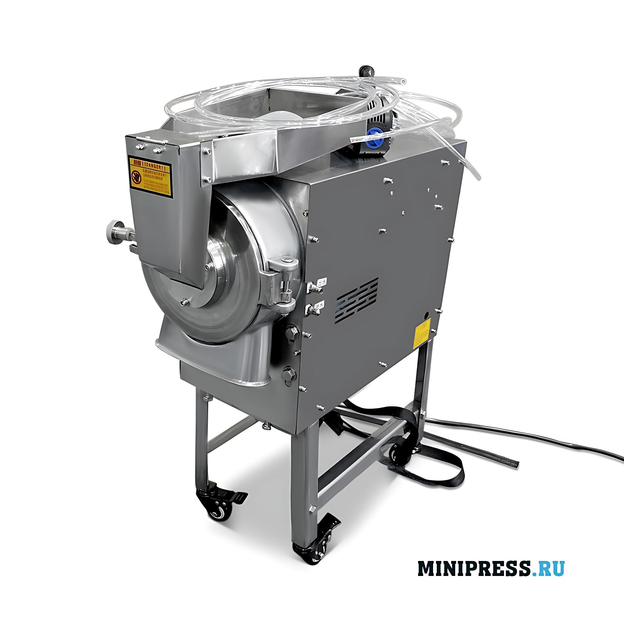 Автоматическое оборудование для розлива жидкостей в пластиковые упаковки