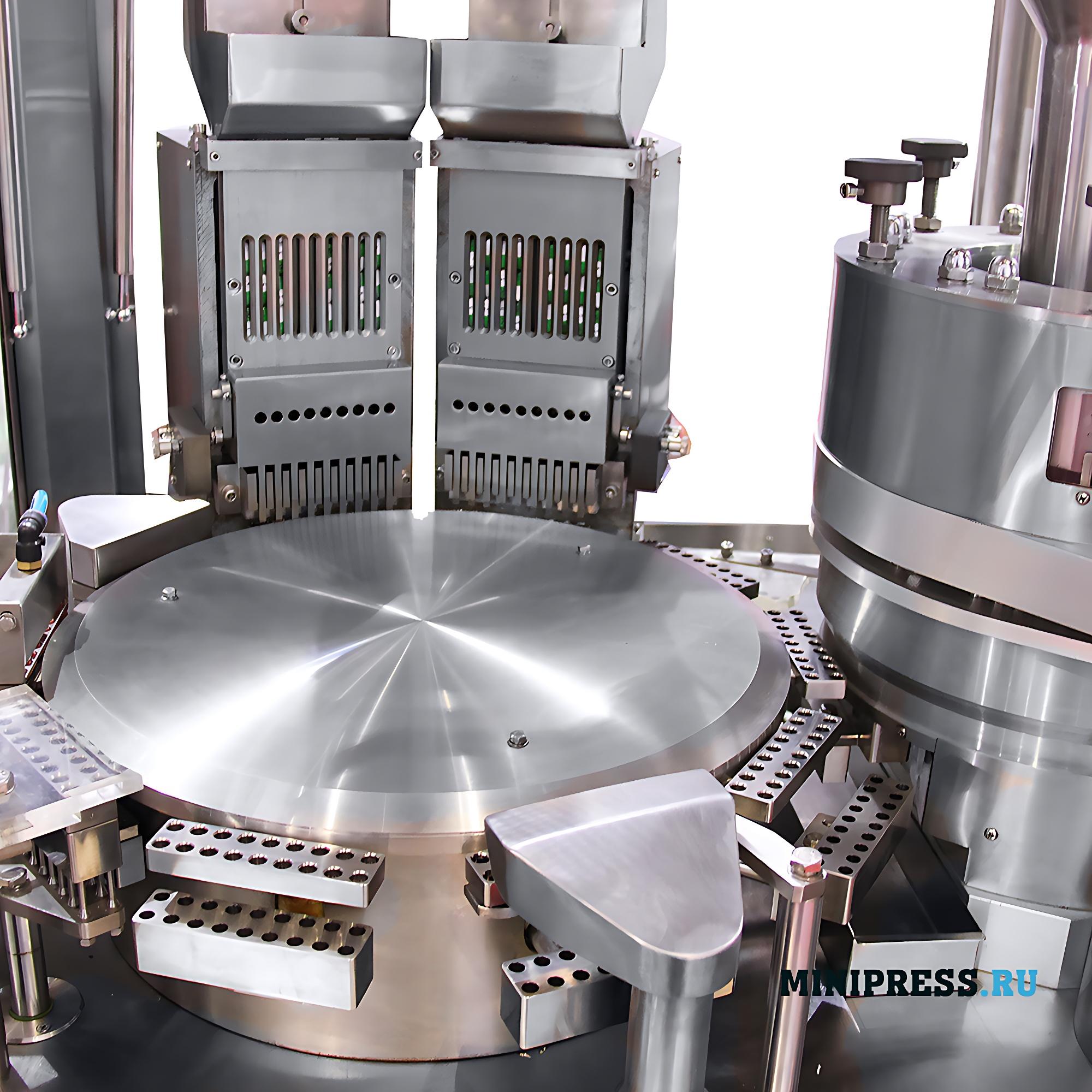 Капсуляторы для наполнения порошком твердых желатиновых капсул