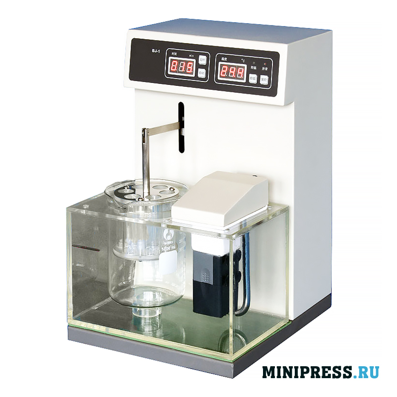Оборудование для проверки условий распада порошков в фармацевтическом производстве
