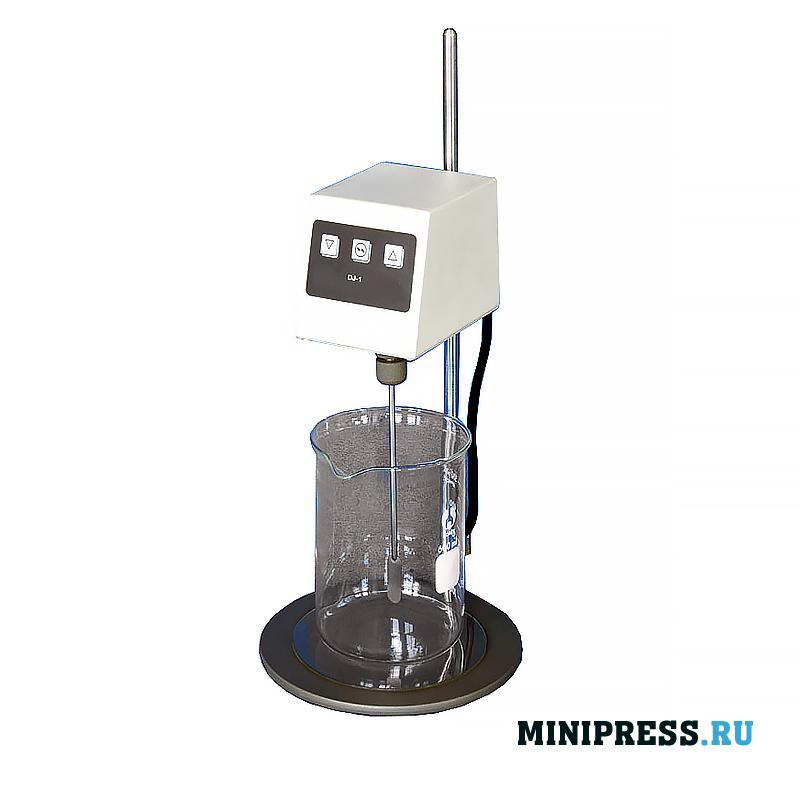 Оборудование для смешивания жидкости в условиях лаборатории