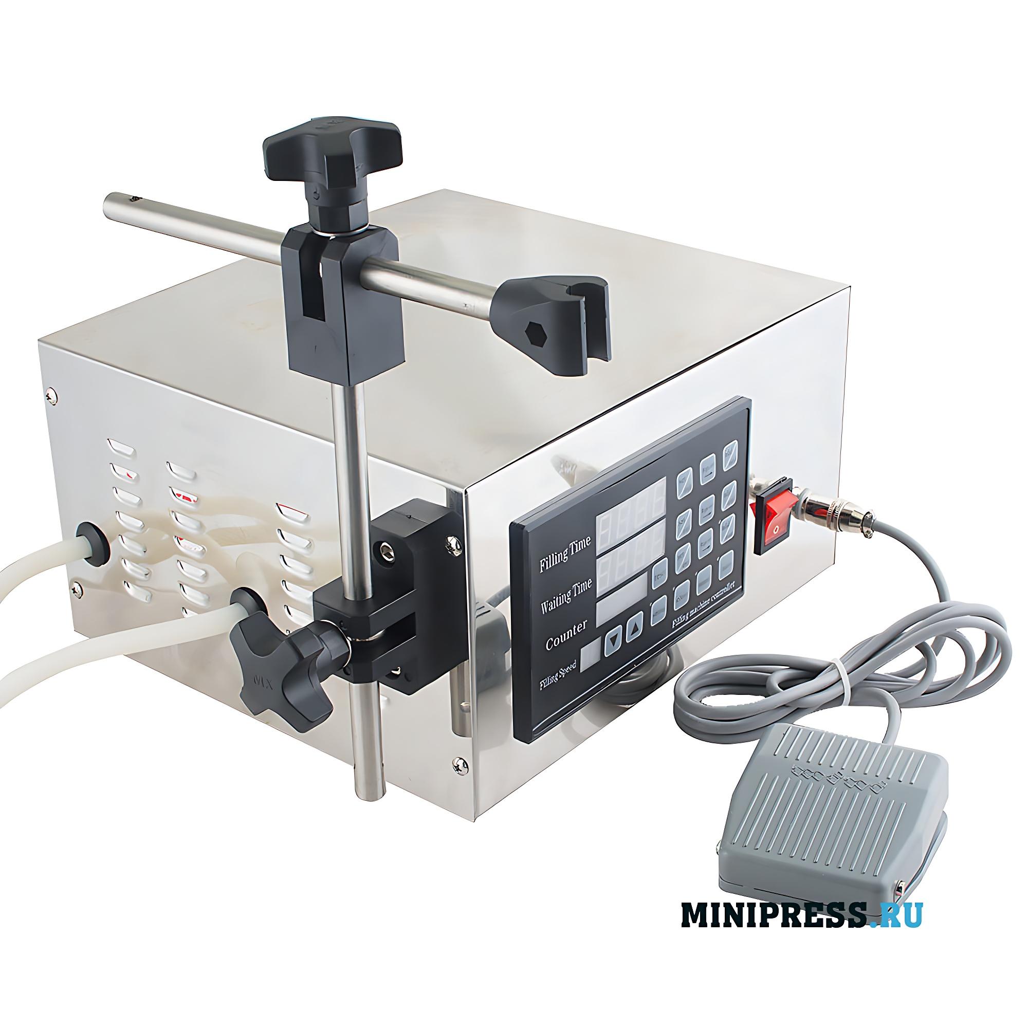 Оборудование для наполнения и розлива жидкостей