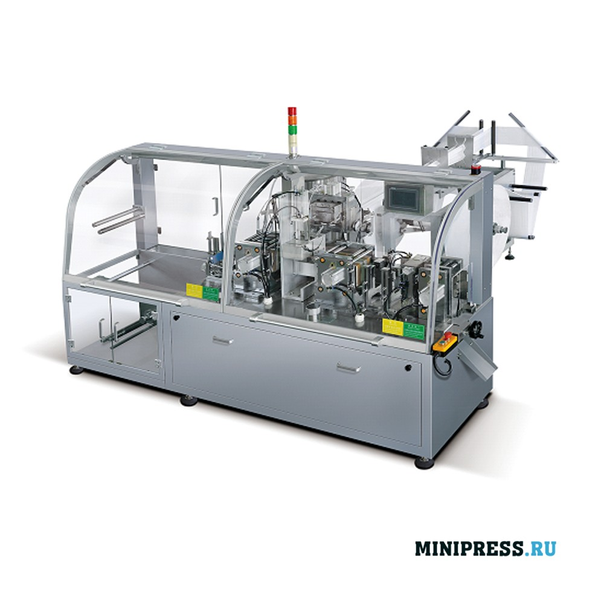 Оборудование для упаковки в пищевой, косметической, фармацевтической промышленности
