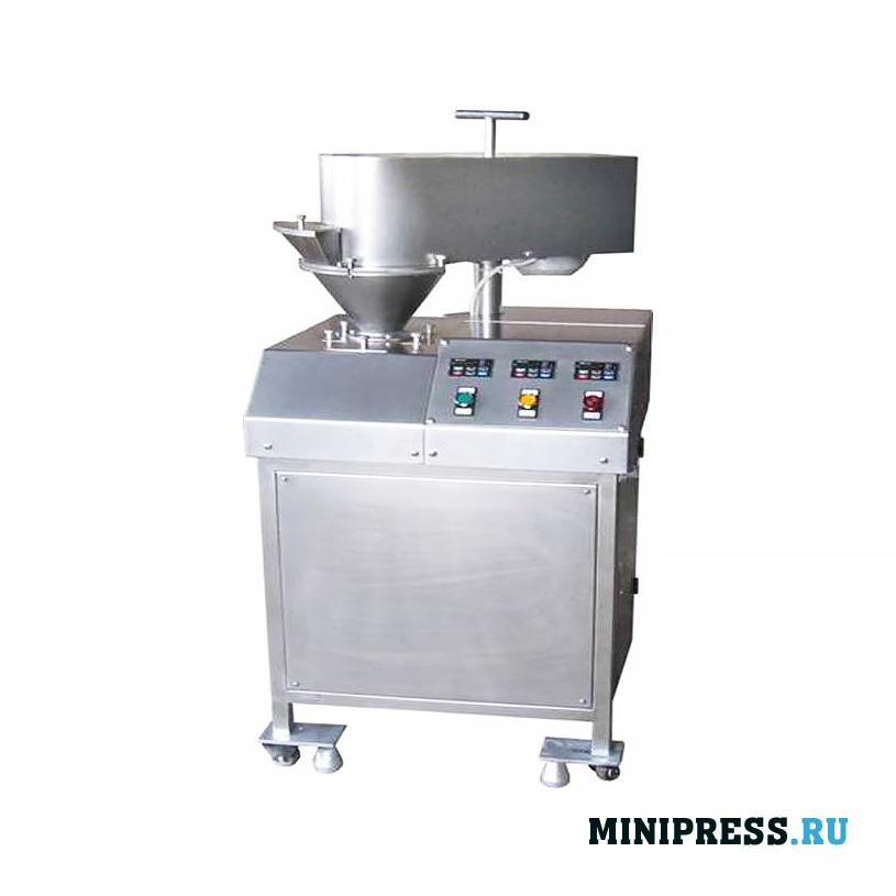 Промышленный гранулятор для сухого гранулирования порошков
