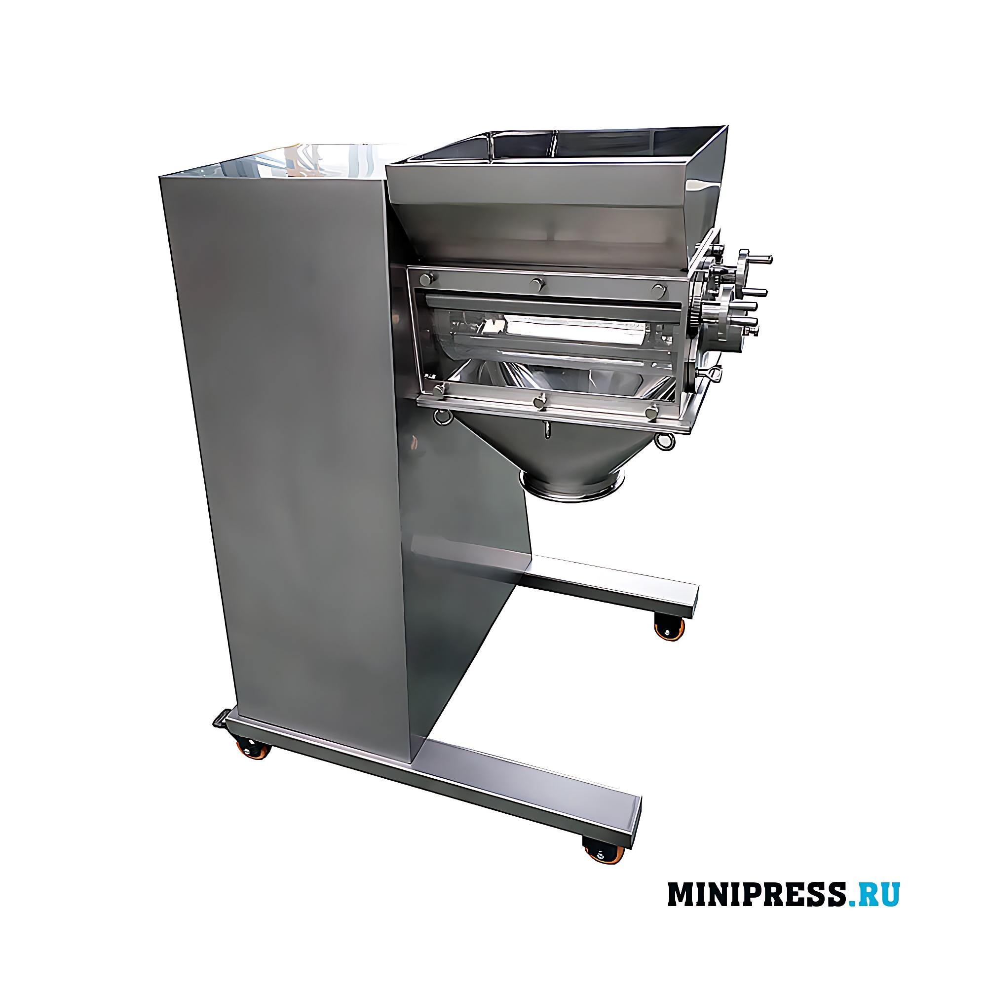 Гранулятор для сухого и влажного гранулирования порошков YR-250