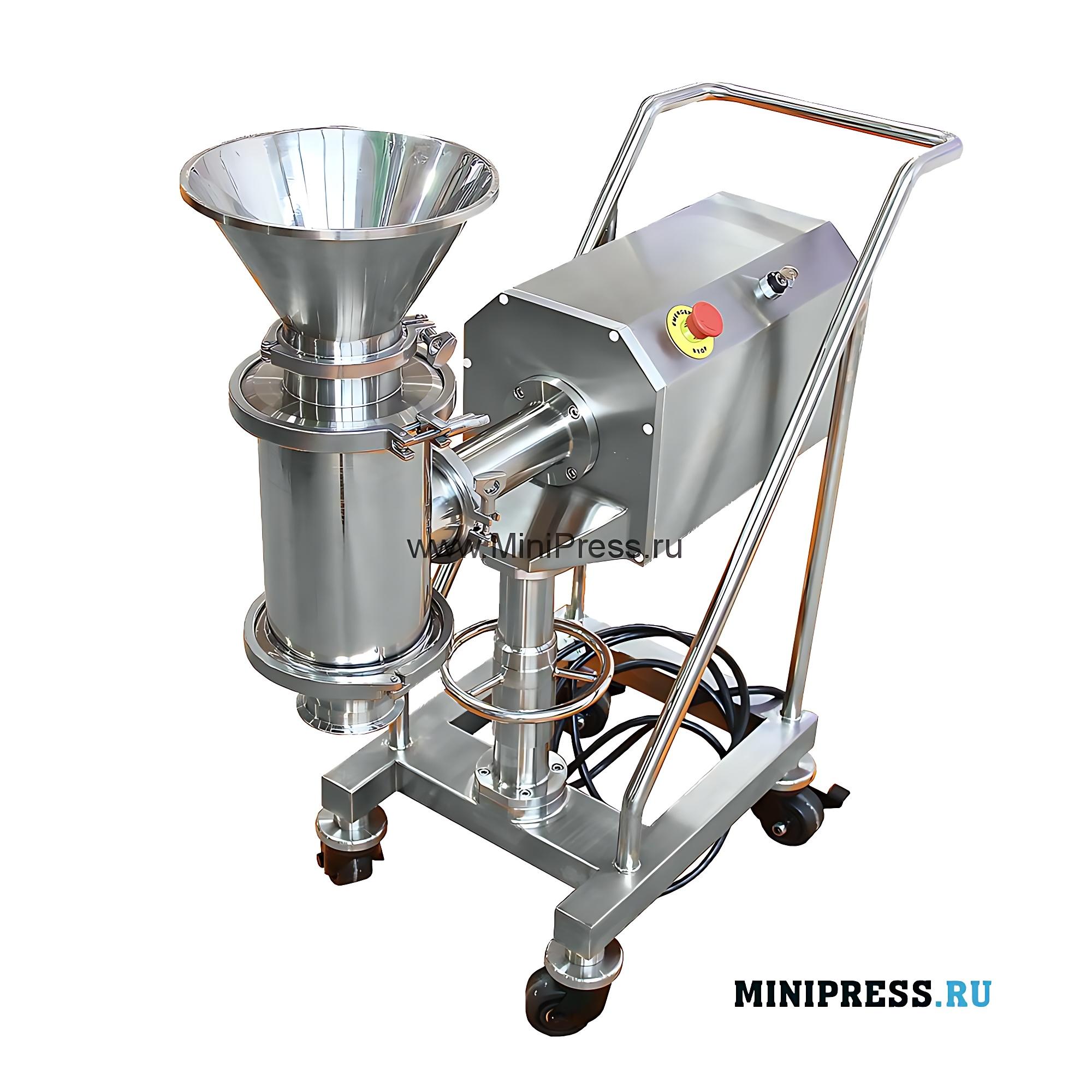 Оборудование для производства гранул для фармацевтического производства