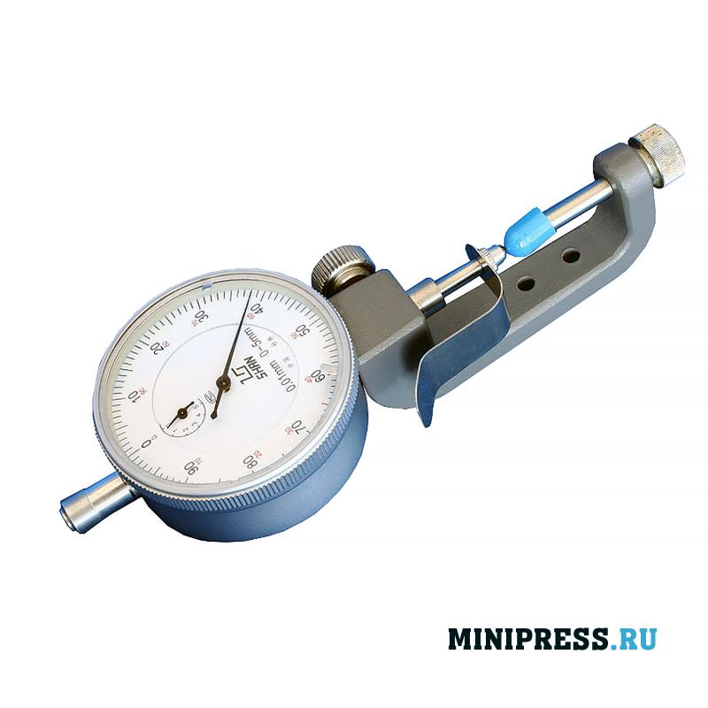 Оборудование для проверки толщины твердых желатиновых капсул