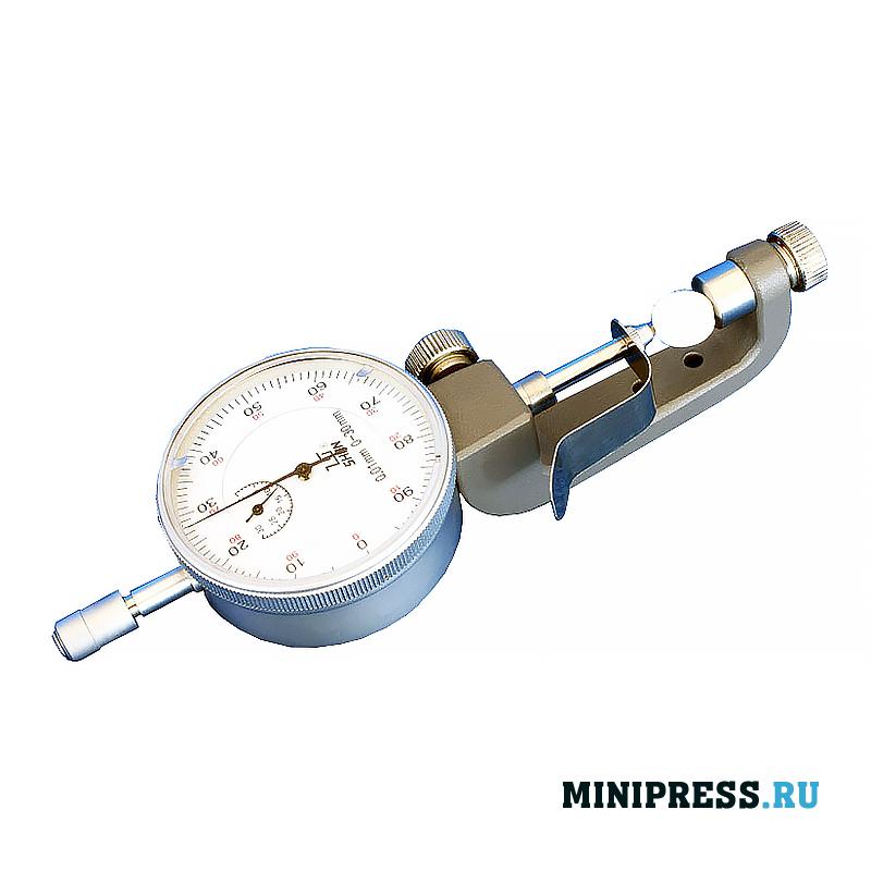 Оборудование для проверки толщины твердых желатиновых капсул и таблеток
