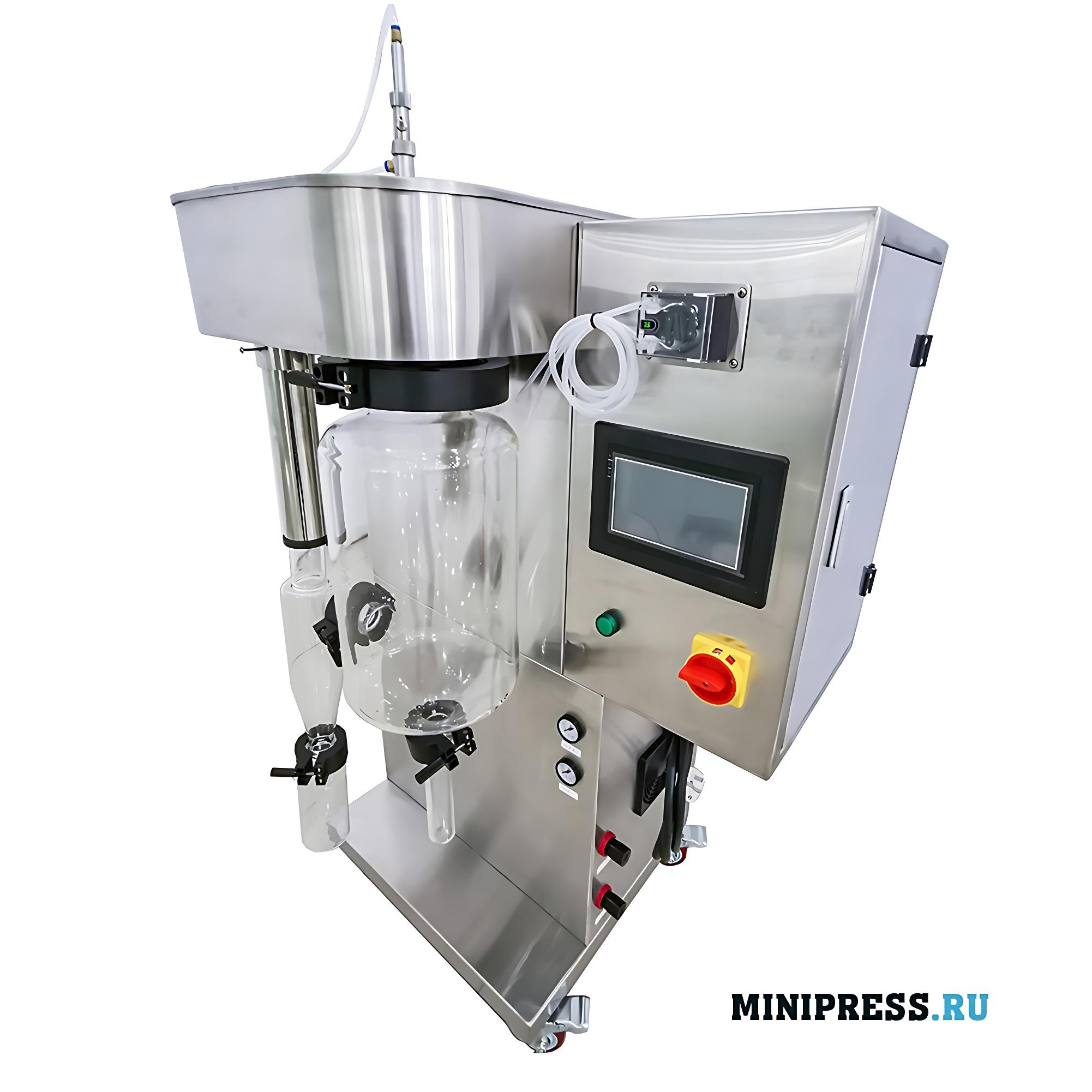 Оборудование для термической сушки чувствительных материалов