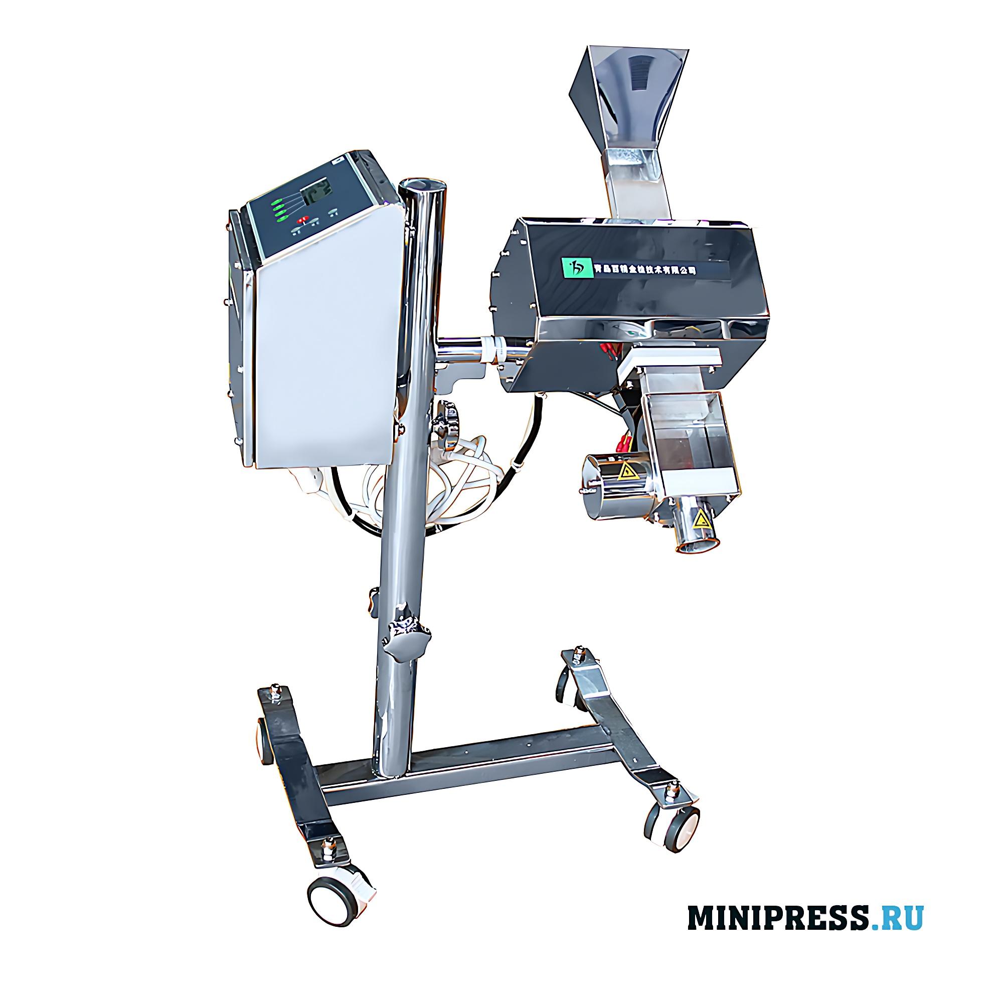 Металлический сепаратор для осмотра таблеток и капсул