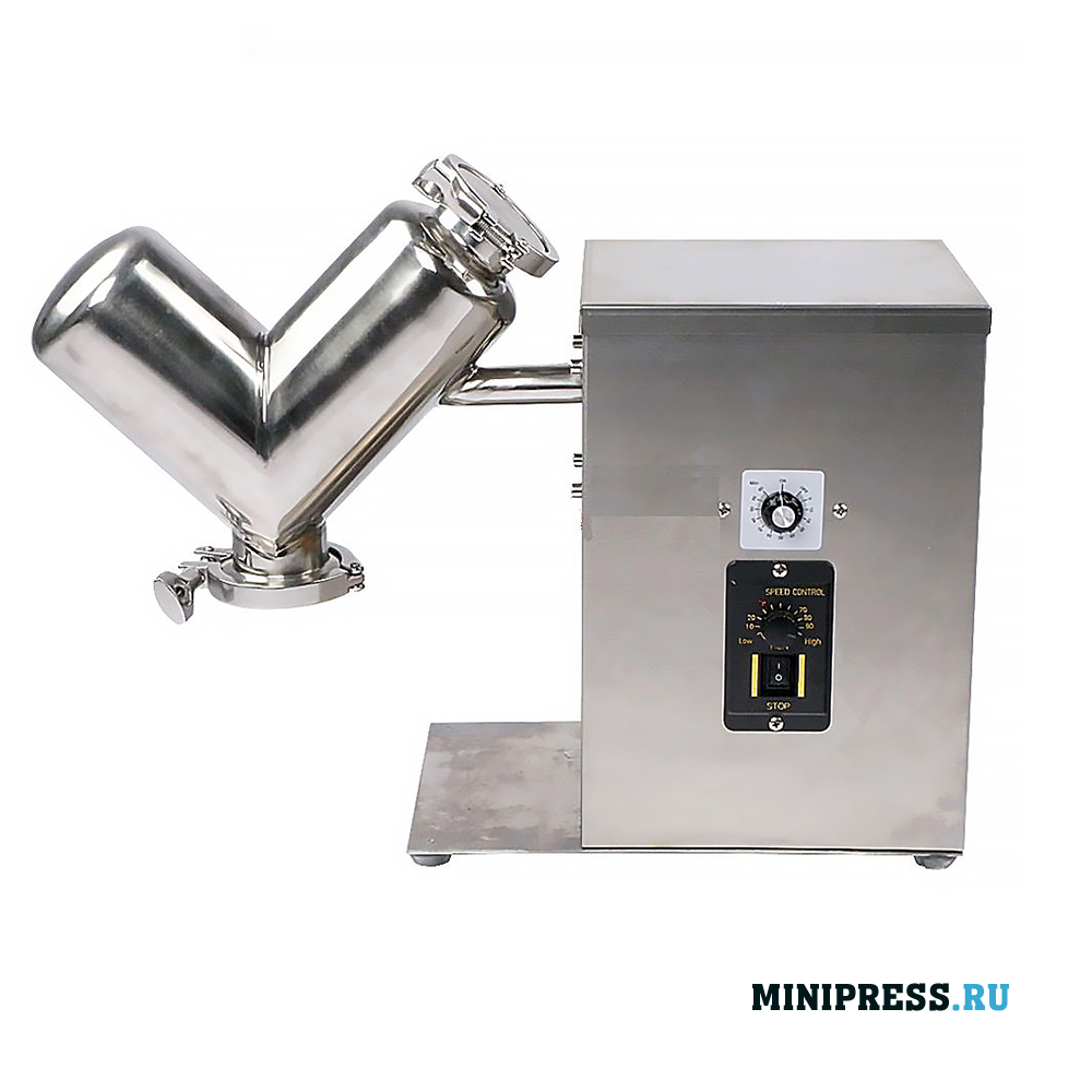 Оборудование для смешивания фармацевтического, химического и пищевого сырья