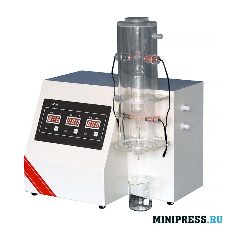 Оборудование для проверки вязкости и текучести желатина