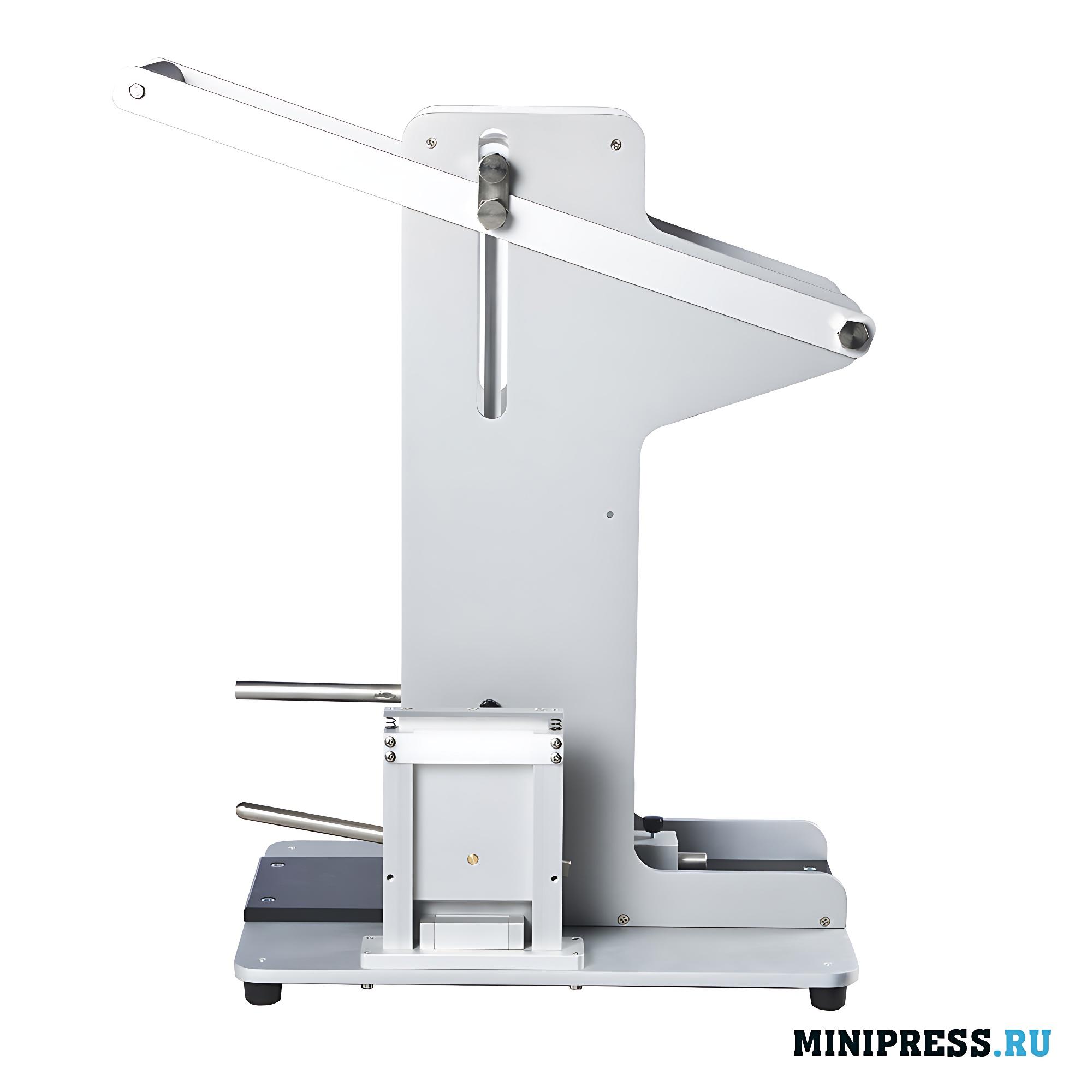 Настольная ручная машинка для дозированного наполнения туб мазью и кремом