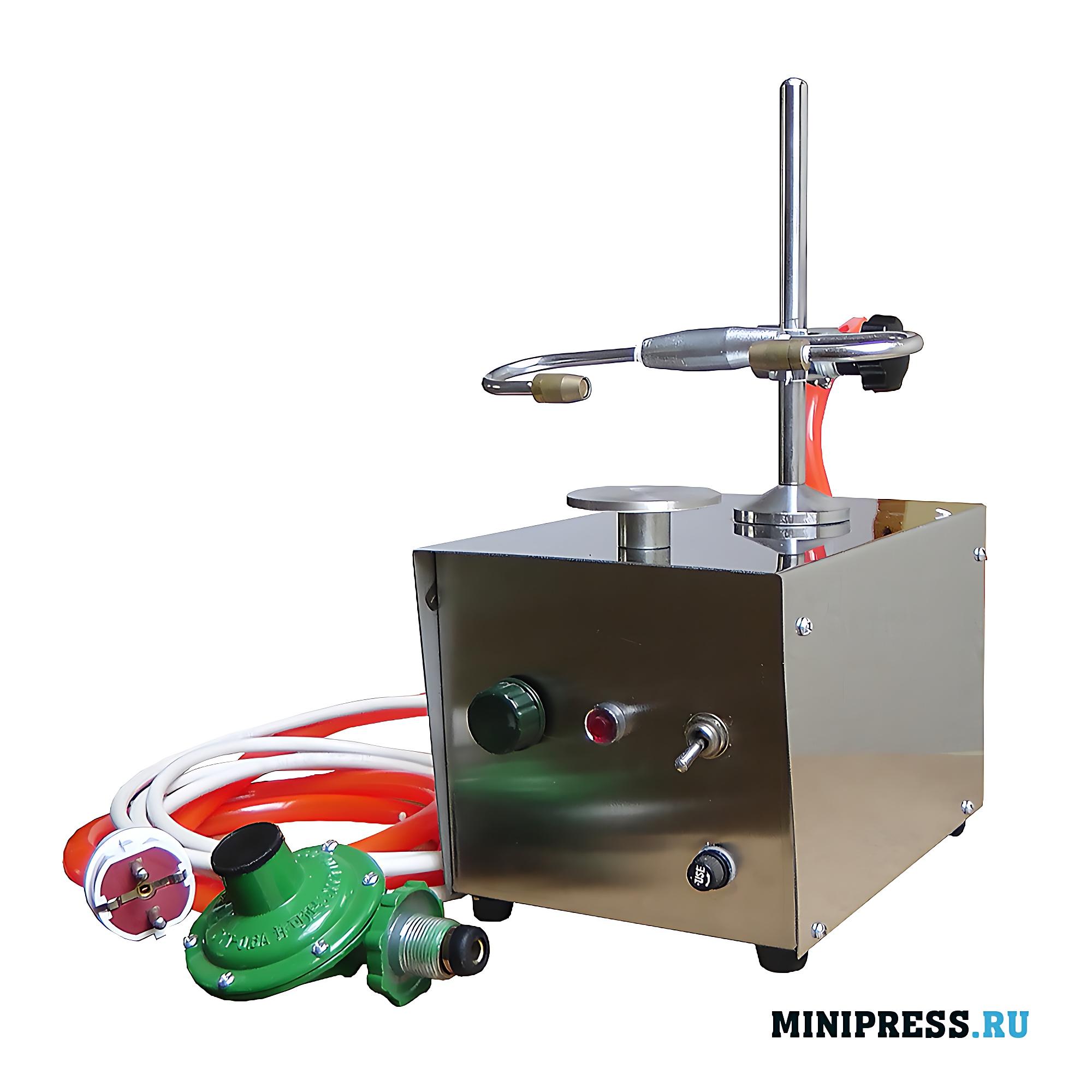 Настольная машинка для запайки ампул для фармацевтического производства
