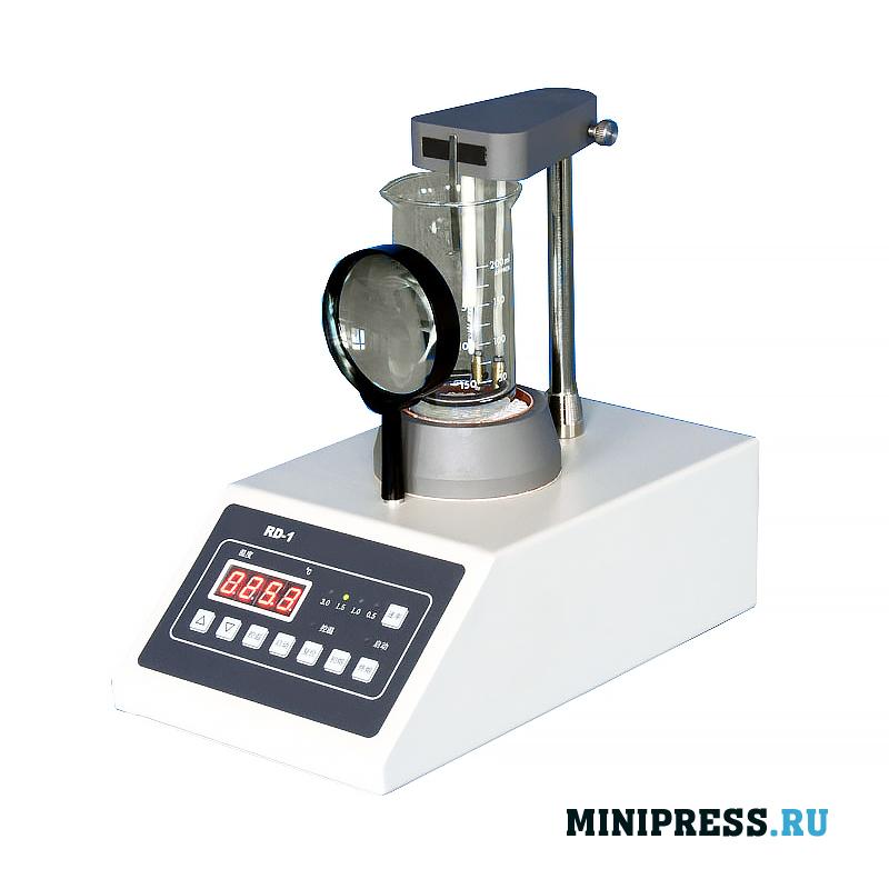 Оборудование для проверки параметров плавления фармацевтических препаратов