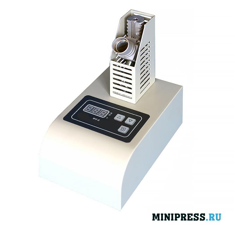 Оборудование для лабораторного исследования точки плавления лекарств