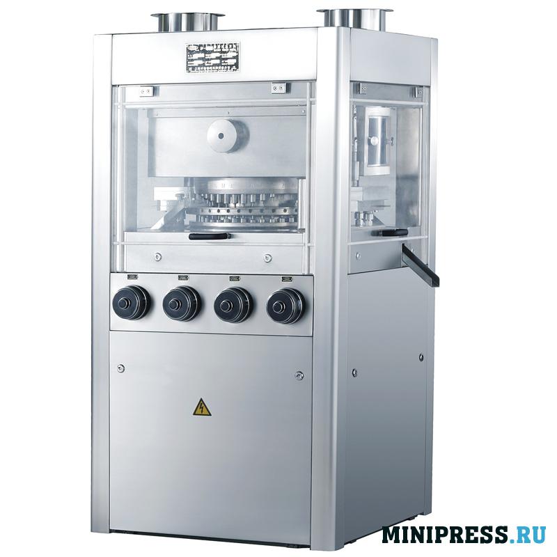 Автоматический роторный таблеточный пресс для таблеток