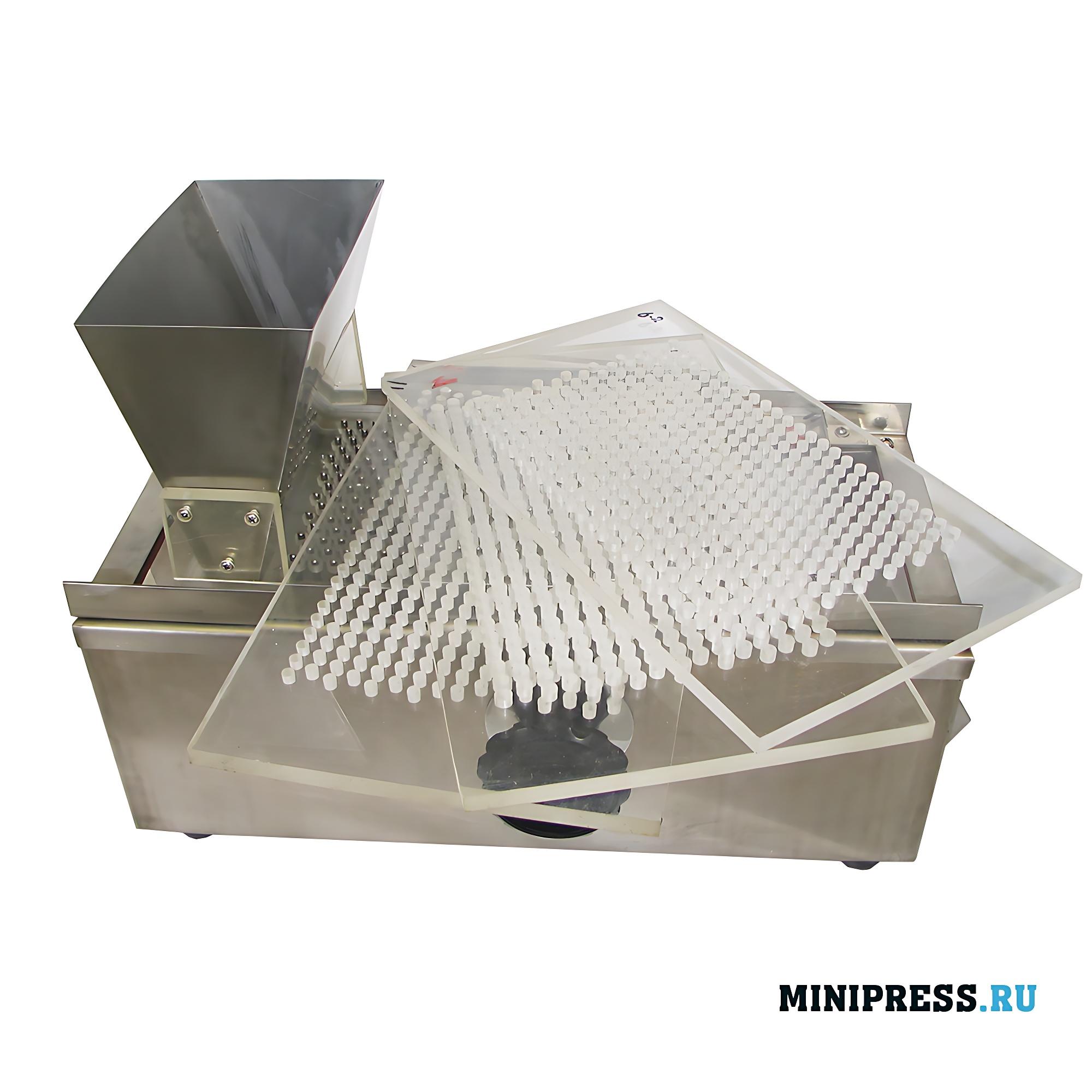 Ручной капсулятор для капсулирования порошком твердых капсул