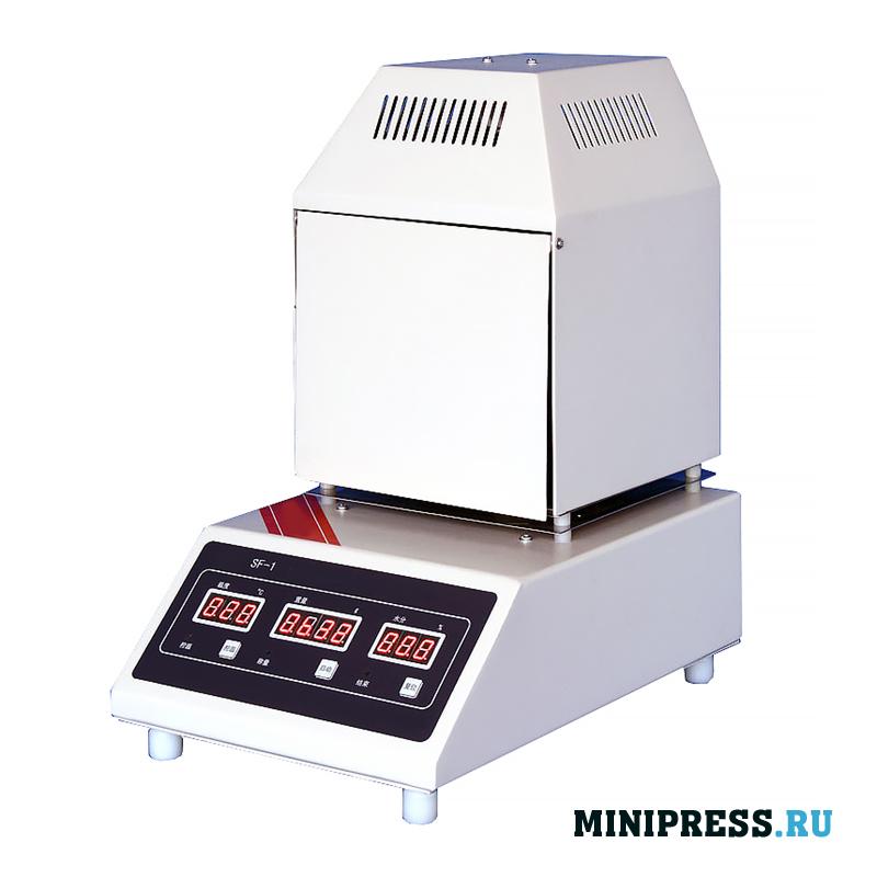Оборудование для лабораторного исследования влажности различных фармацевтических материалов