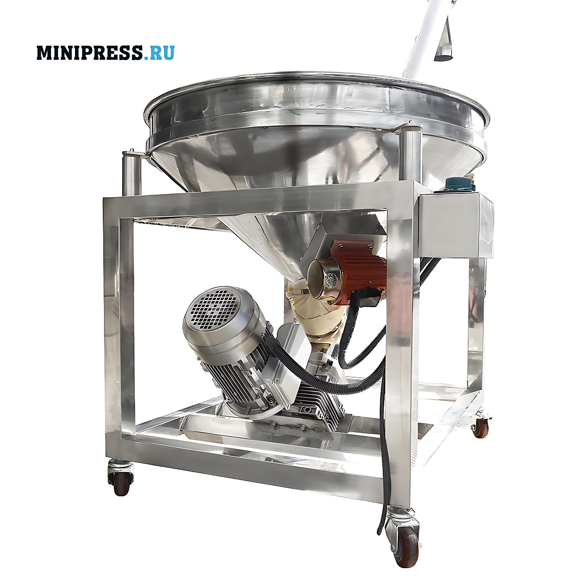 Оборудование для подачи порошков и сыпучих материалов