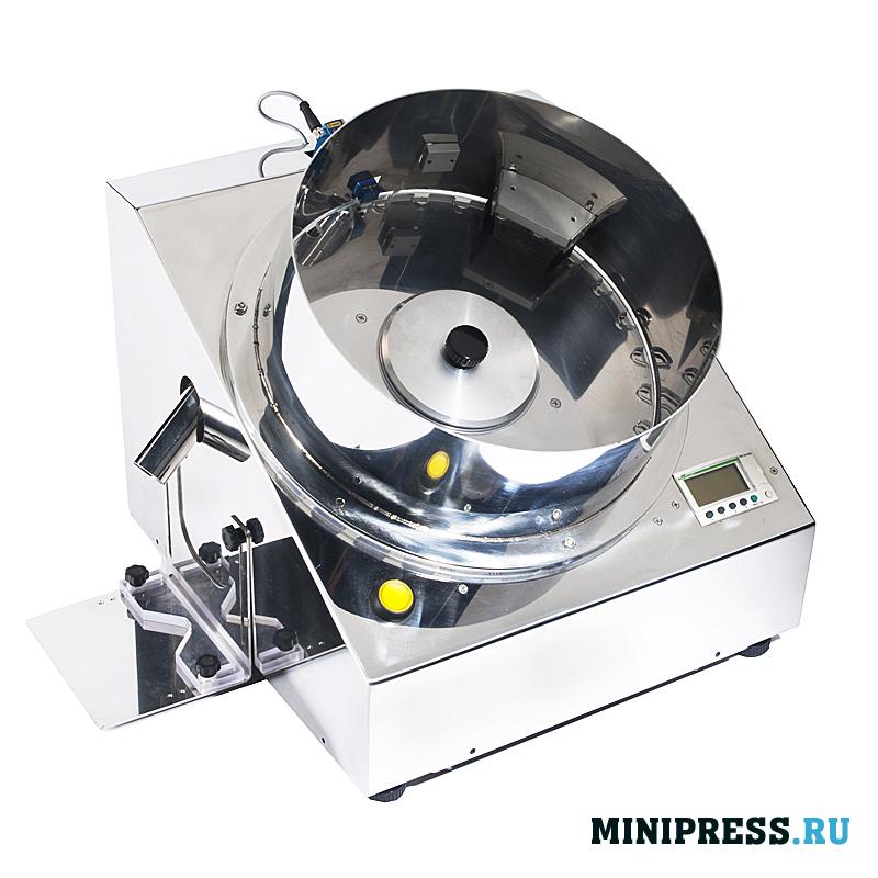 Настольная автоматическая машинка для подсчета и фасовки таблеток и капсул