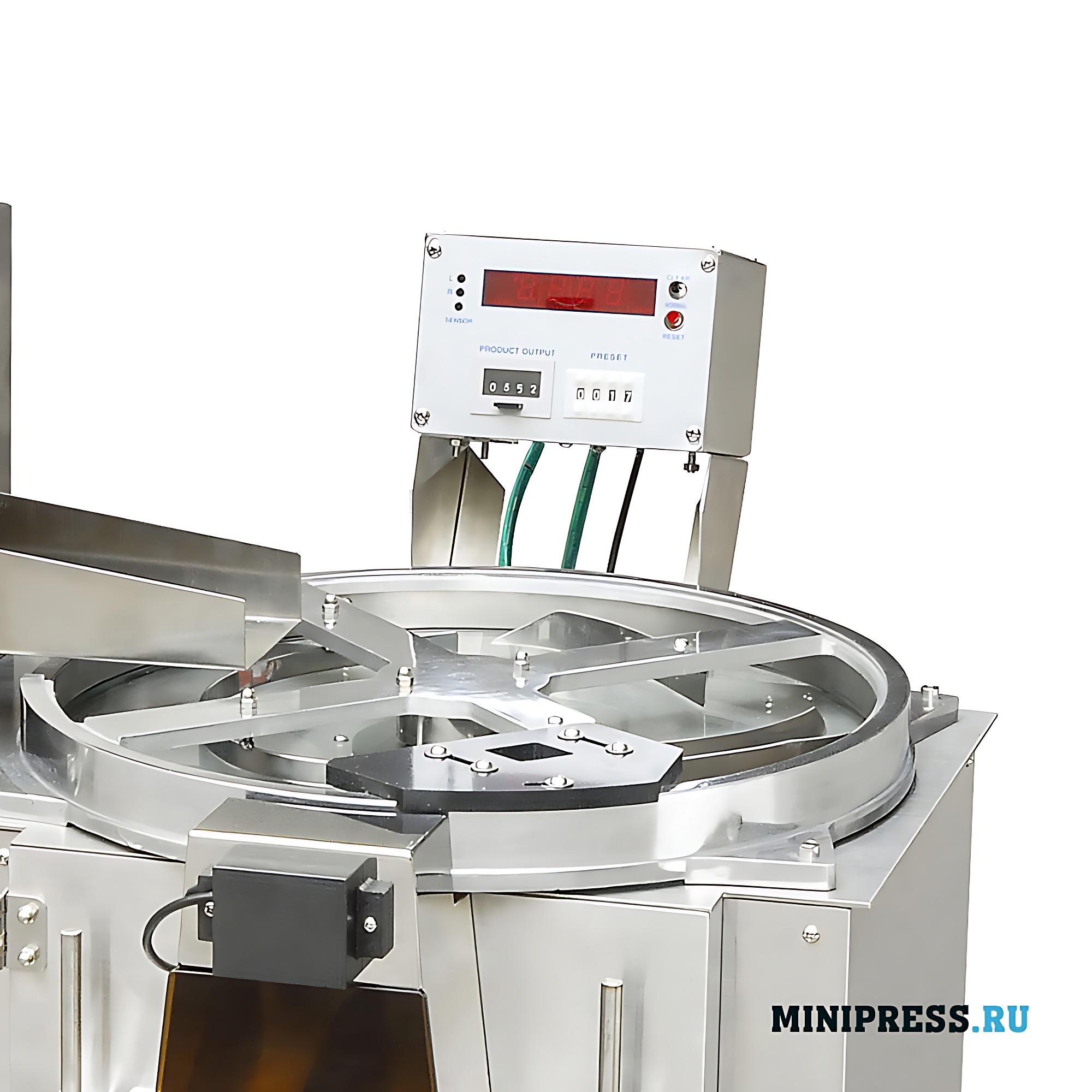 Фармацевтическое оборудование для счета и фасовки таблеток и капсул