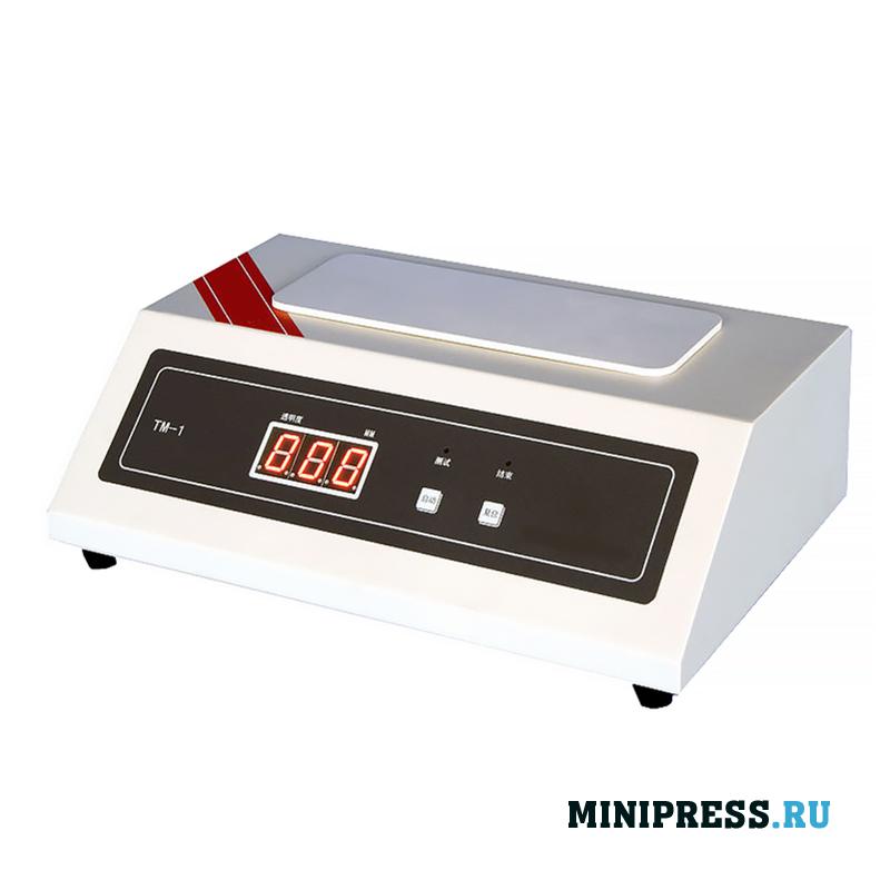 Оборудование для проверки прозрачности желатина для лаборатории
