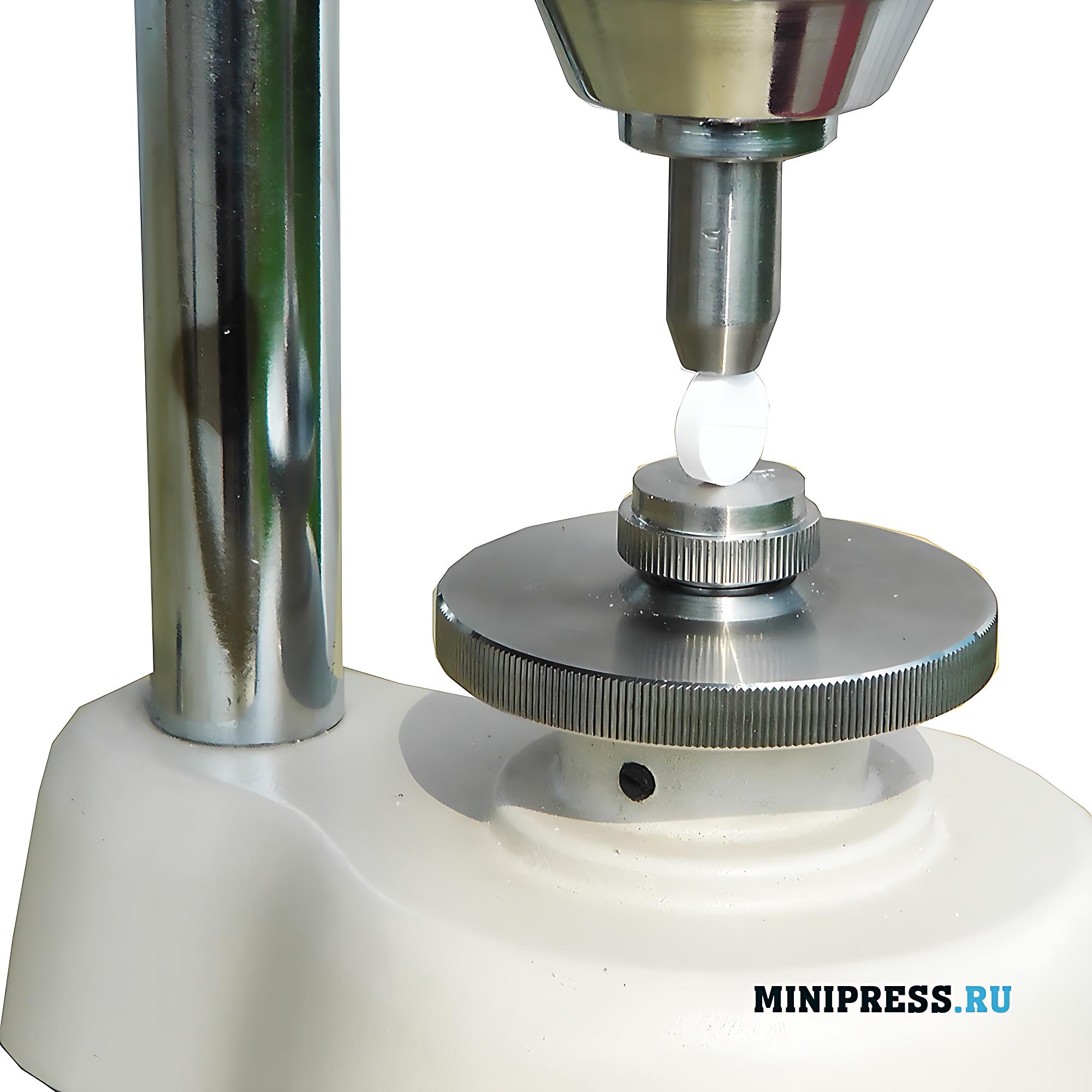 Лабораторный измерительный прибор для определения твердости таблеток и гранул