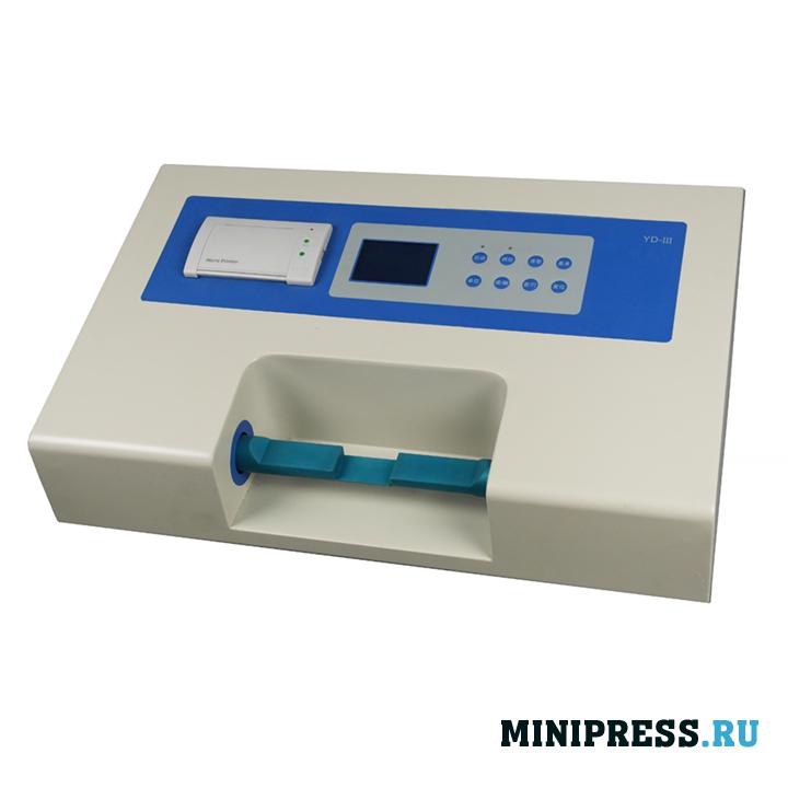 Оборудование для измерения твердости таблеток в лабораториях