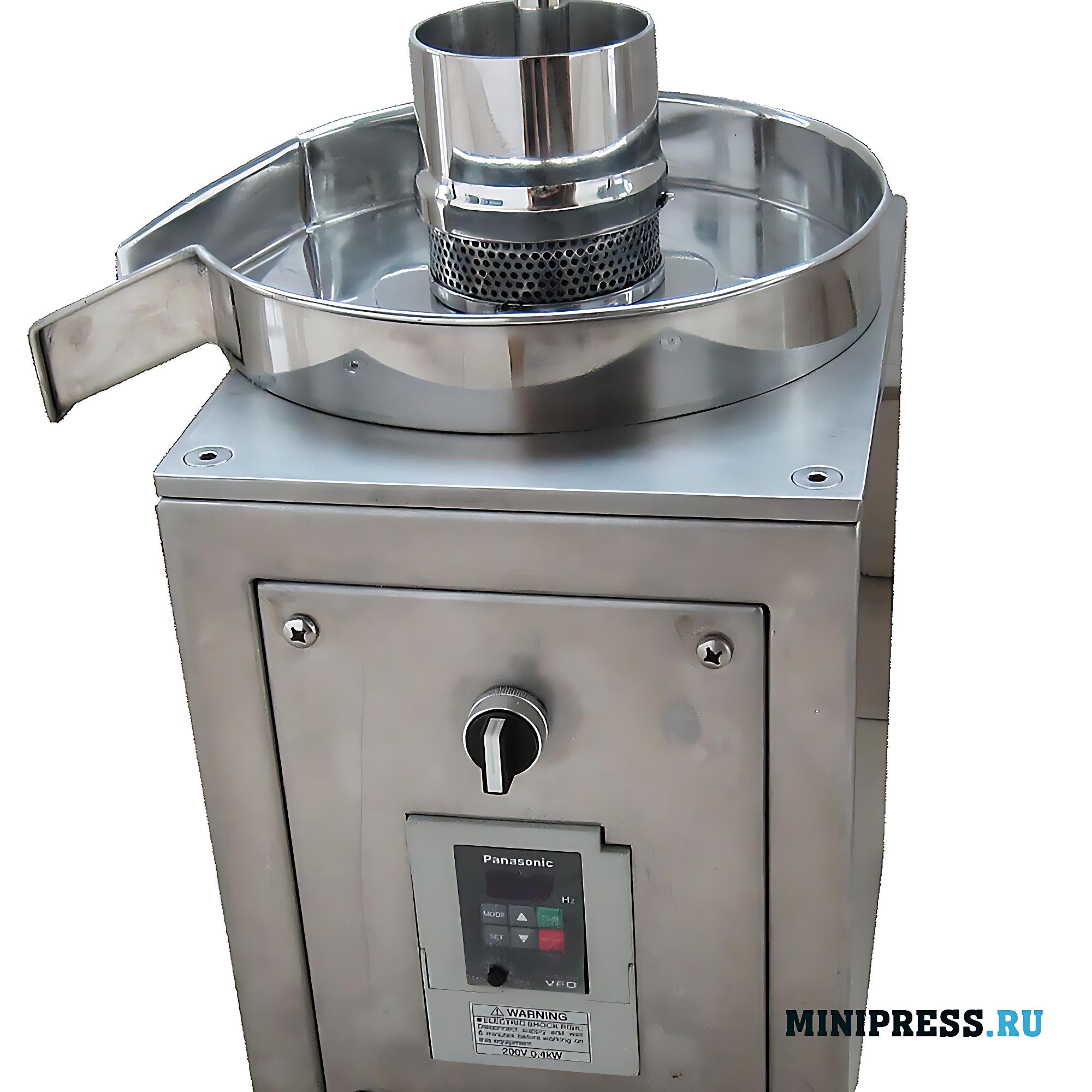 Лабораторный гранулятор настольного типа для влажного гранулирования