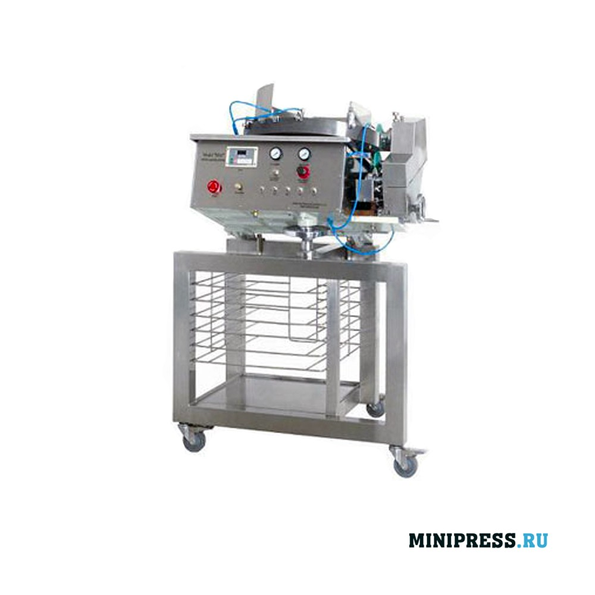 Автоматический принтер для печати на таблетках и капсулах
