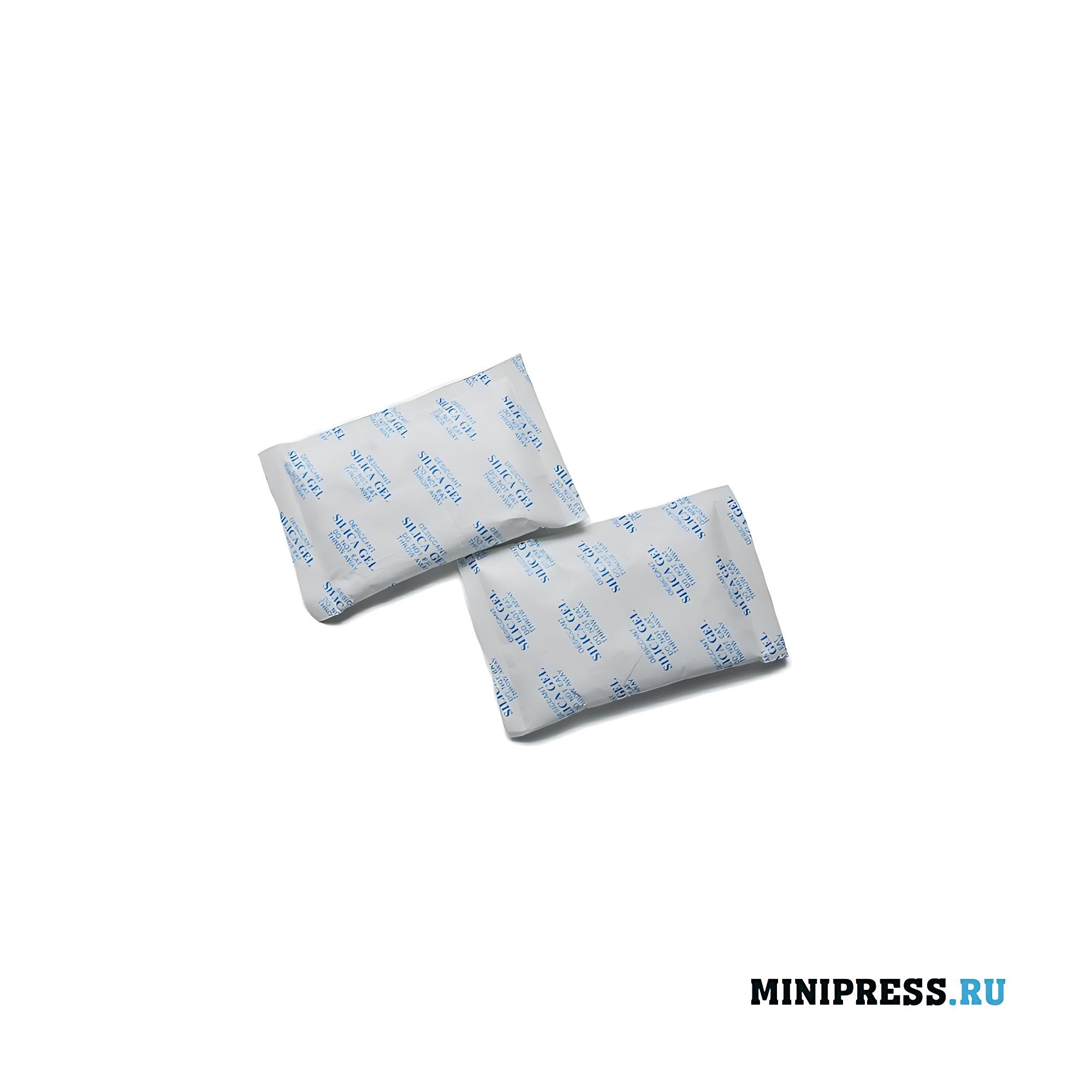 Купить оборудование для фасовки пакетиков-саше с влагопоглотителем в контейнеры с таблетками или капсулами