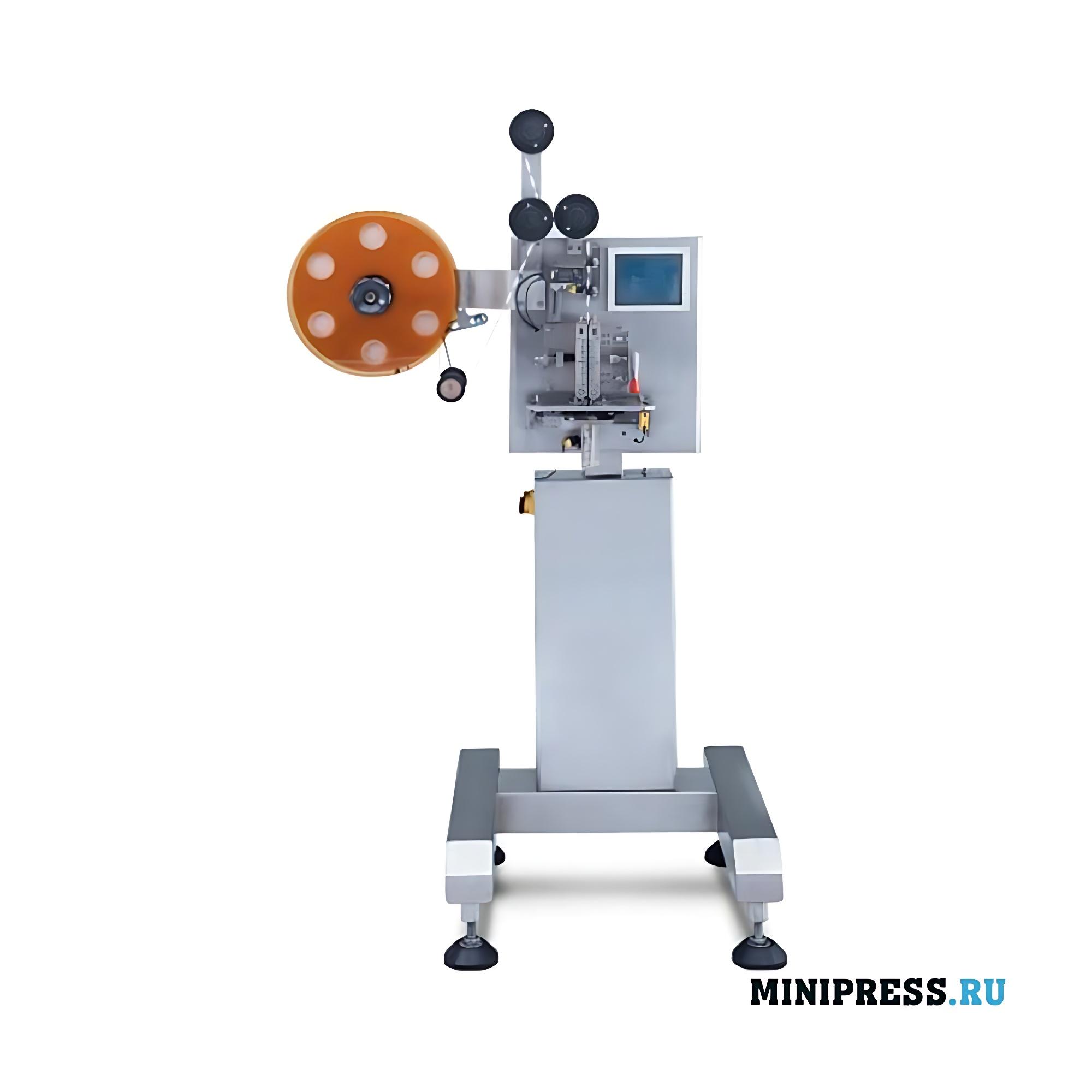 Автоматическое оборудование для наполнения влагопоглотителем
