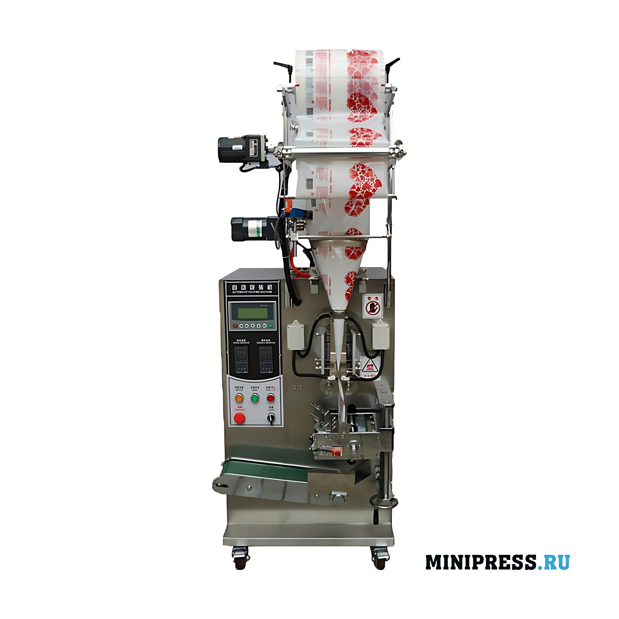 Автоматическое оборудование для розлива и герметизации жидкостей и вязких веществ
