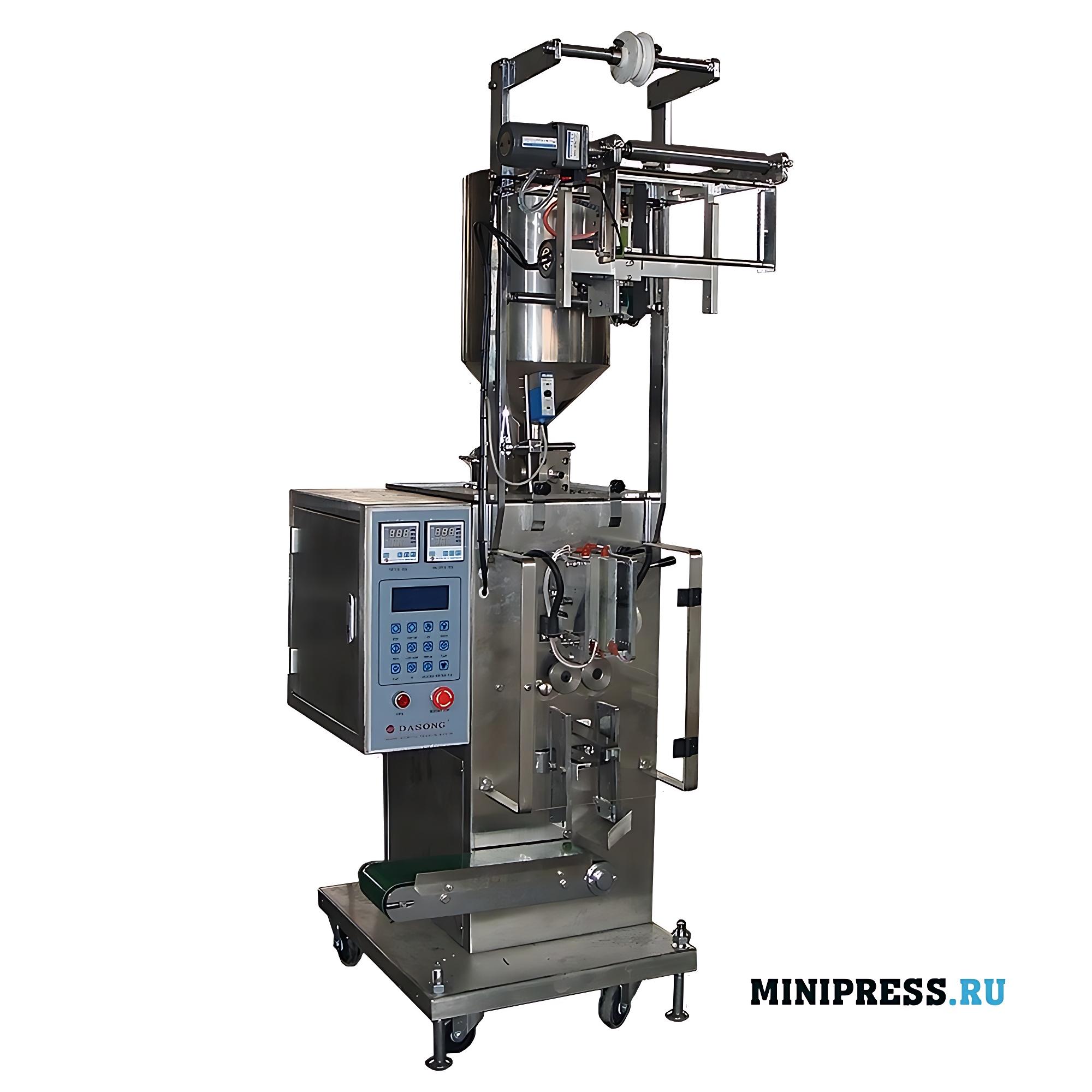 Автоматическое оборудование для розлива и упаковки жидкостей