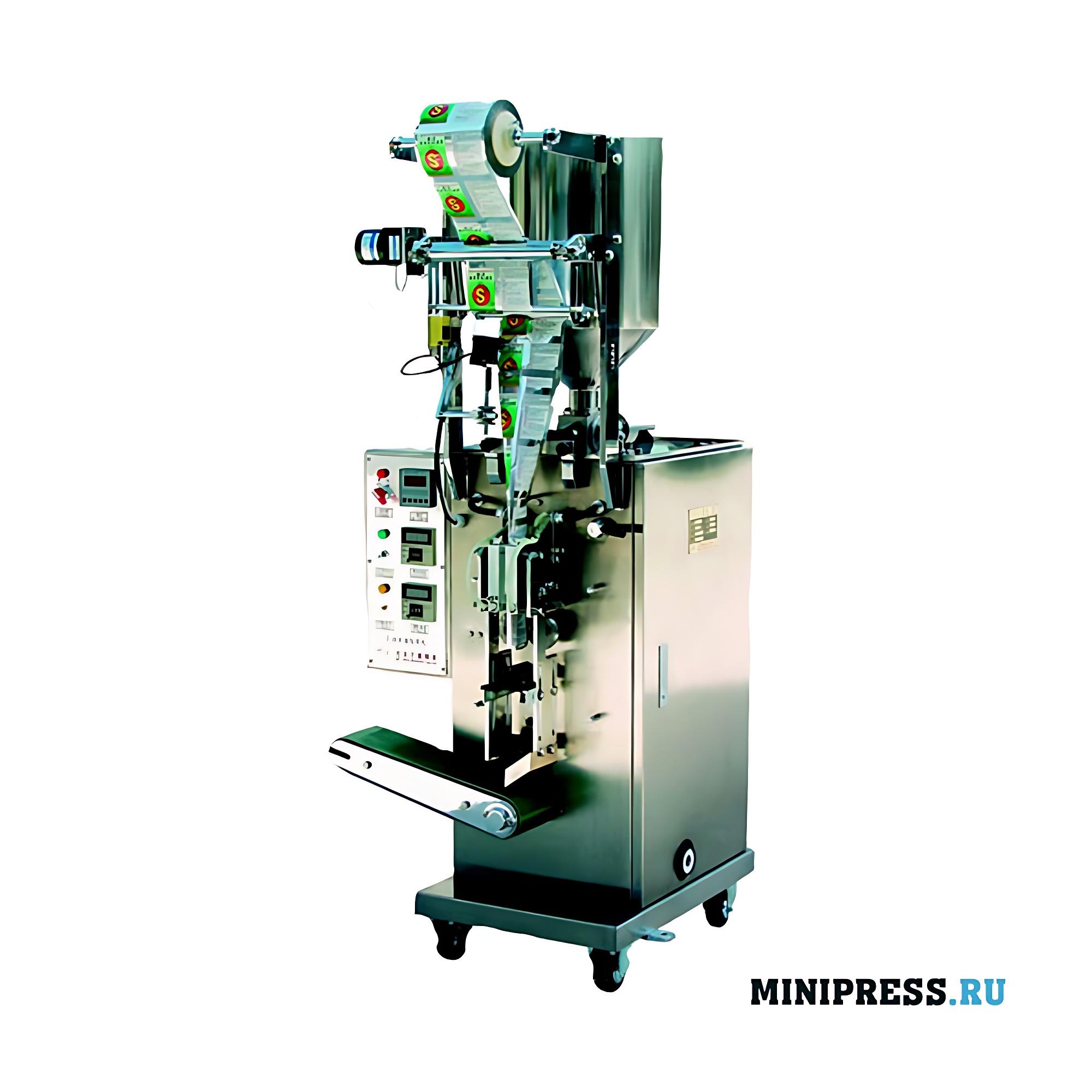 Автоматическое оборудование для розлива жидкостей и вязких веществ