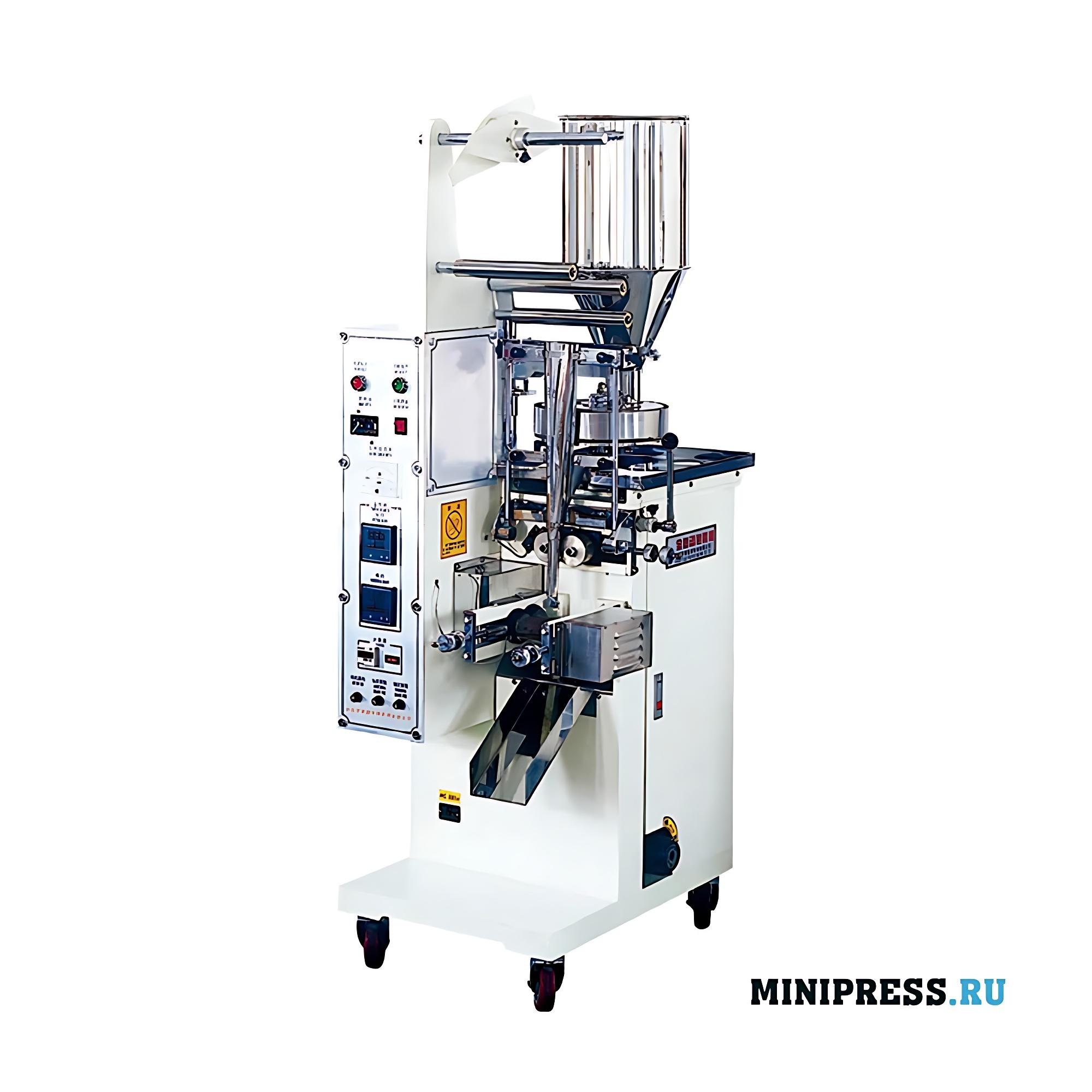Автоматическое оборудование для упаковки чайных пакетиков