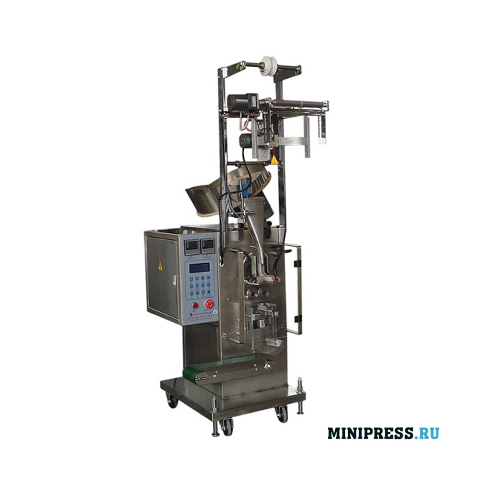 Автоматическое оборудование для упаковки гранул