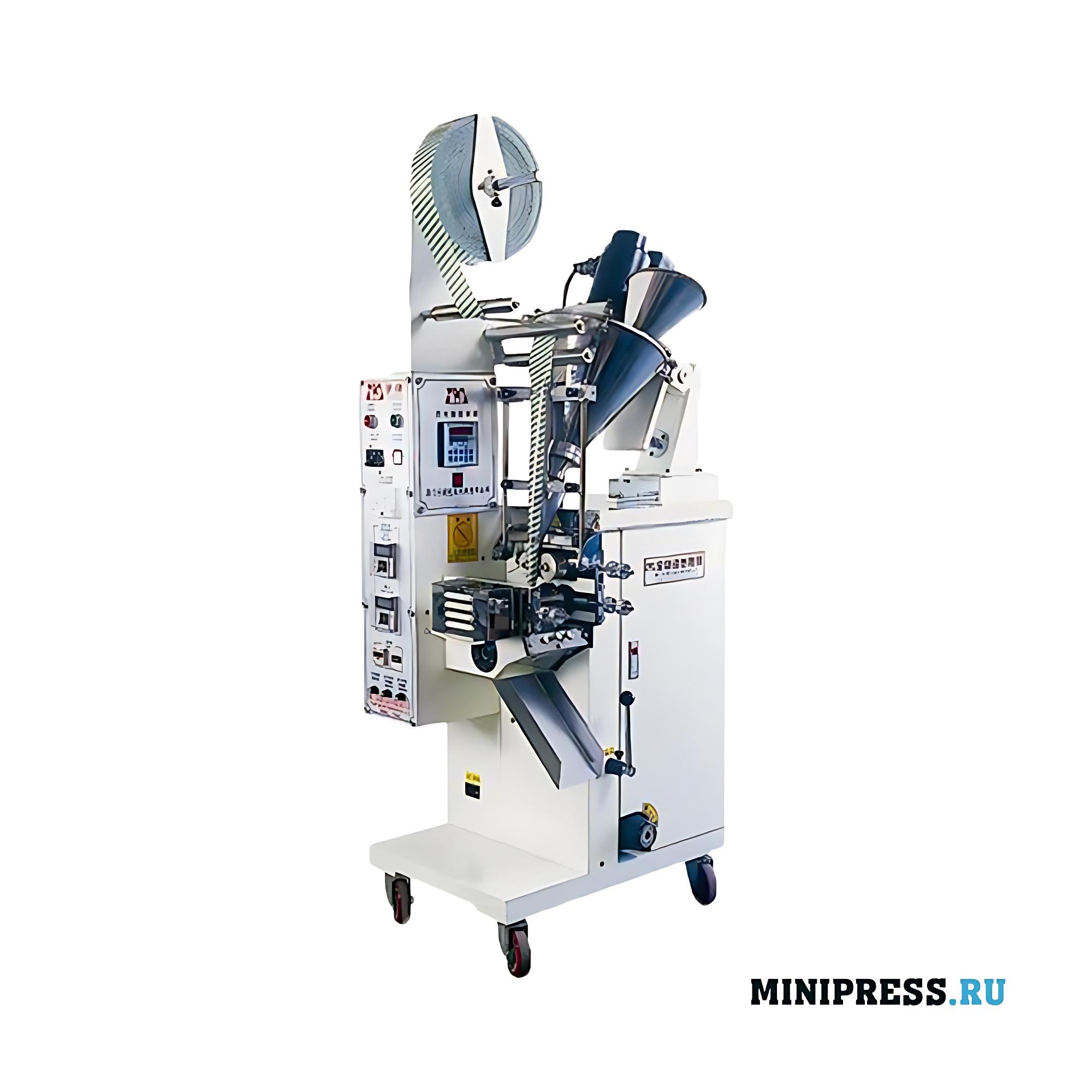 Автоматическое оборудование для упаковки порошков