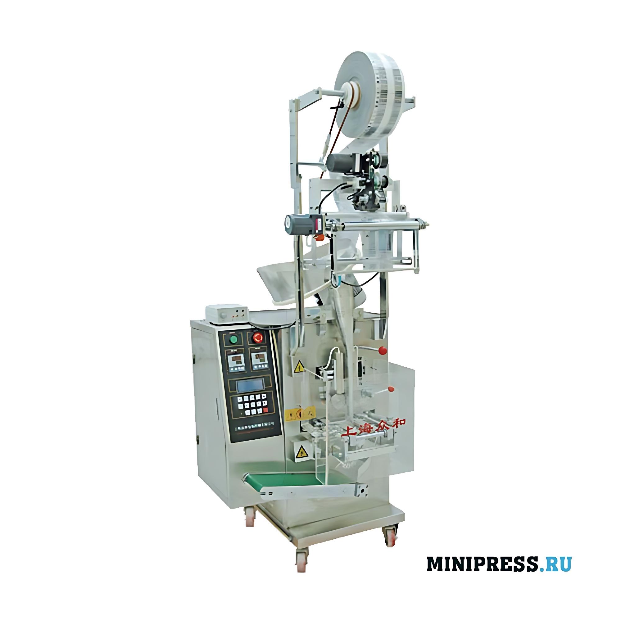 Автоматическое оборудование для упаковки твердых продуктов