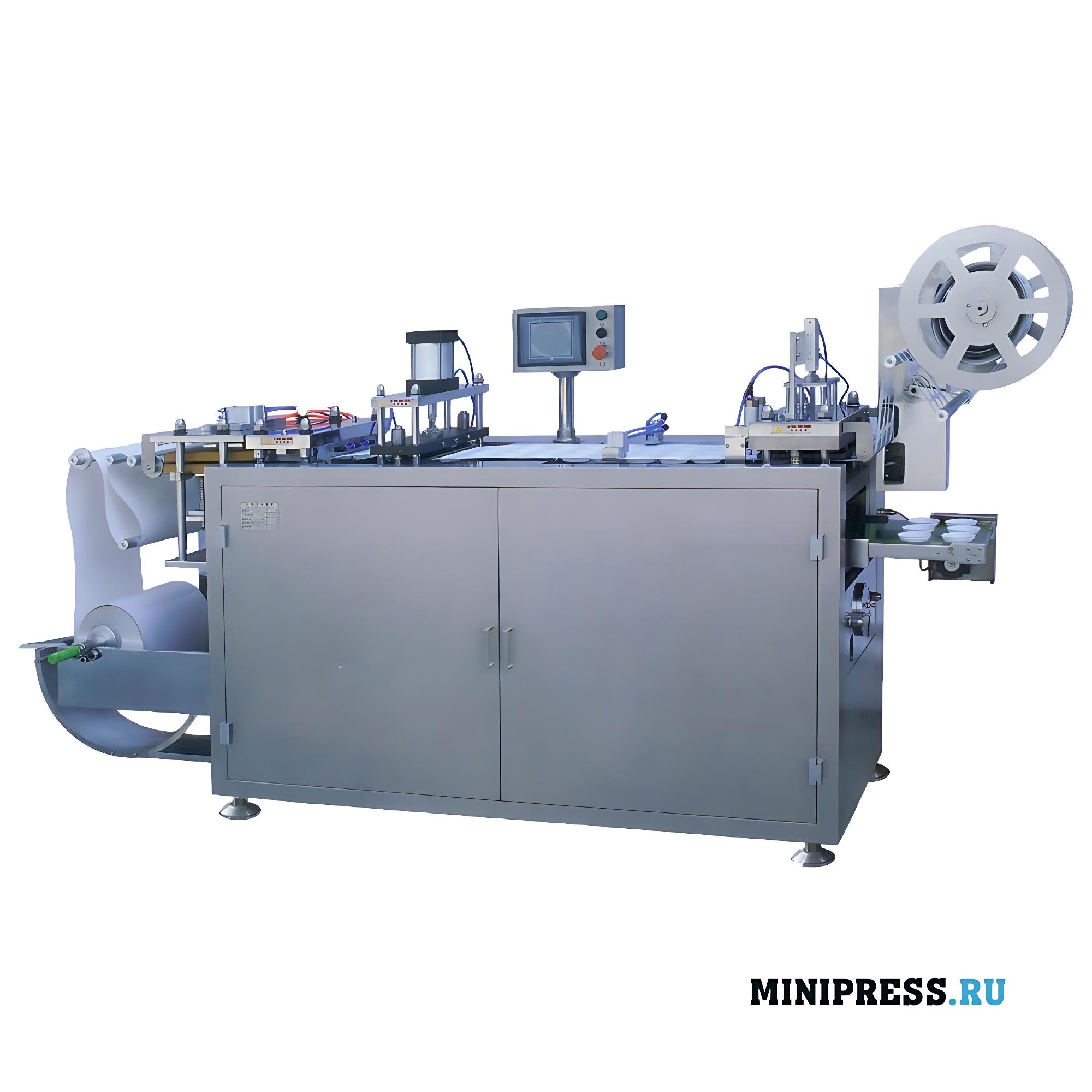 Автоматическое оборудование для высокотемпературного формования пластика