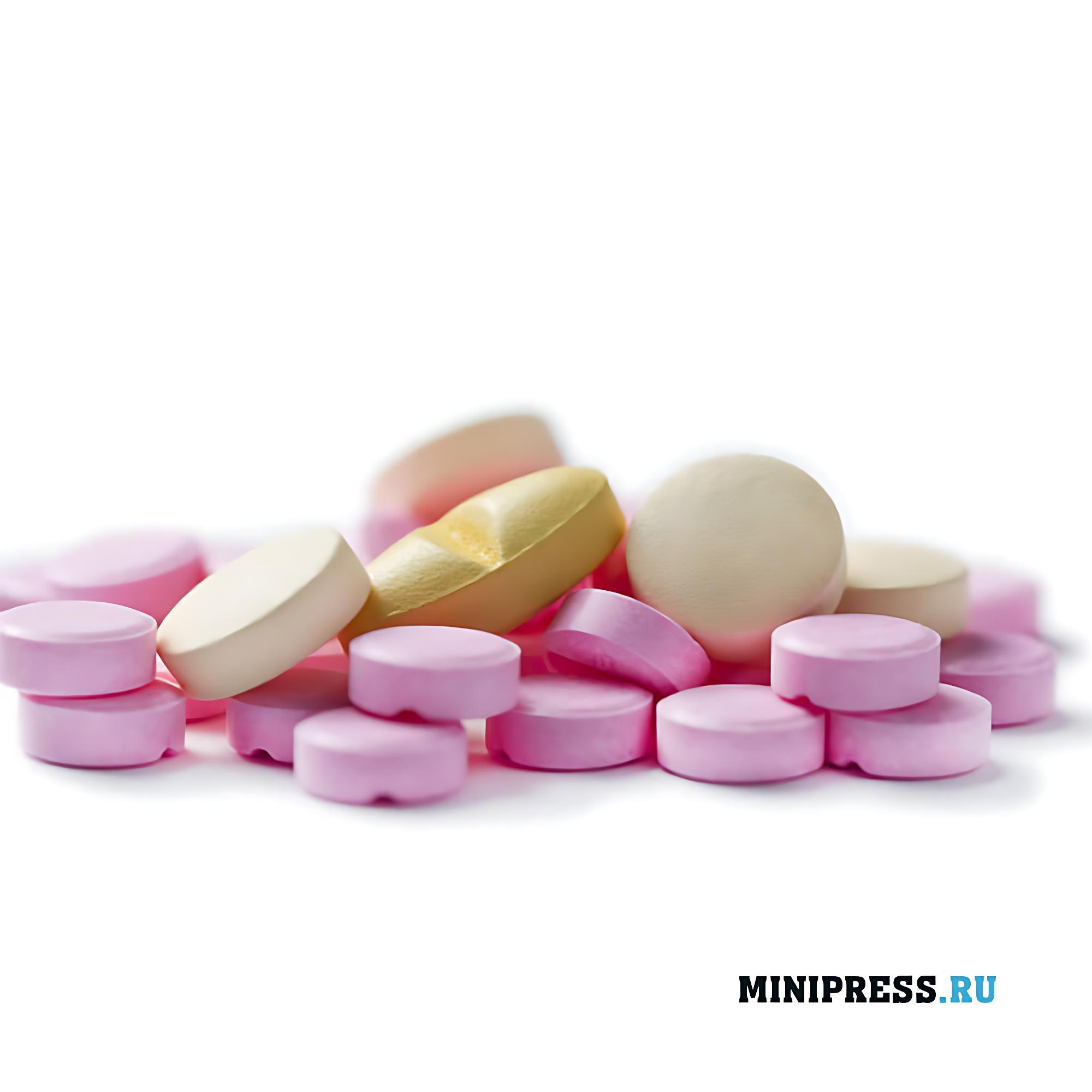 Гранулы для производства таблеток
