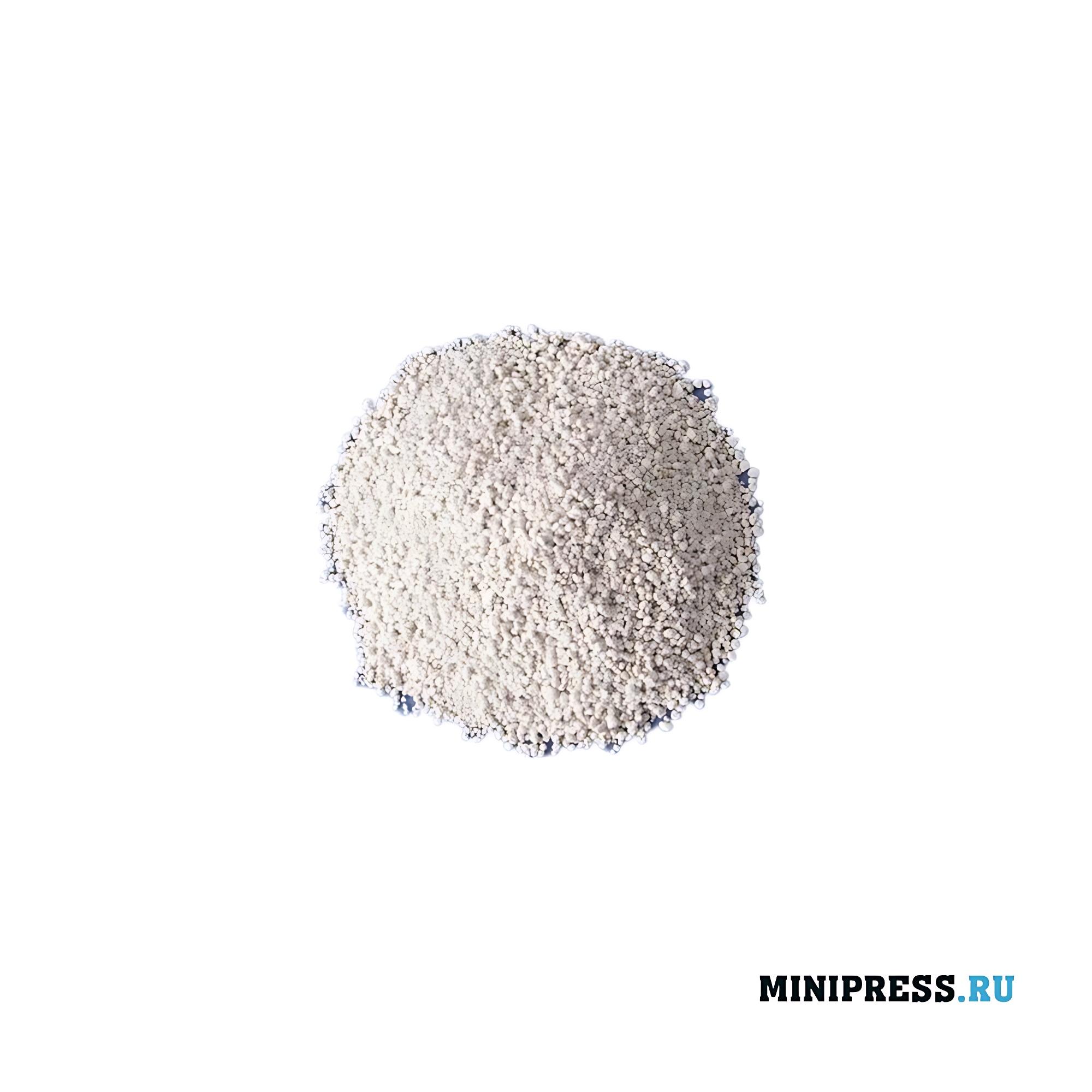 Производство крупных гранул