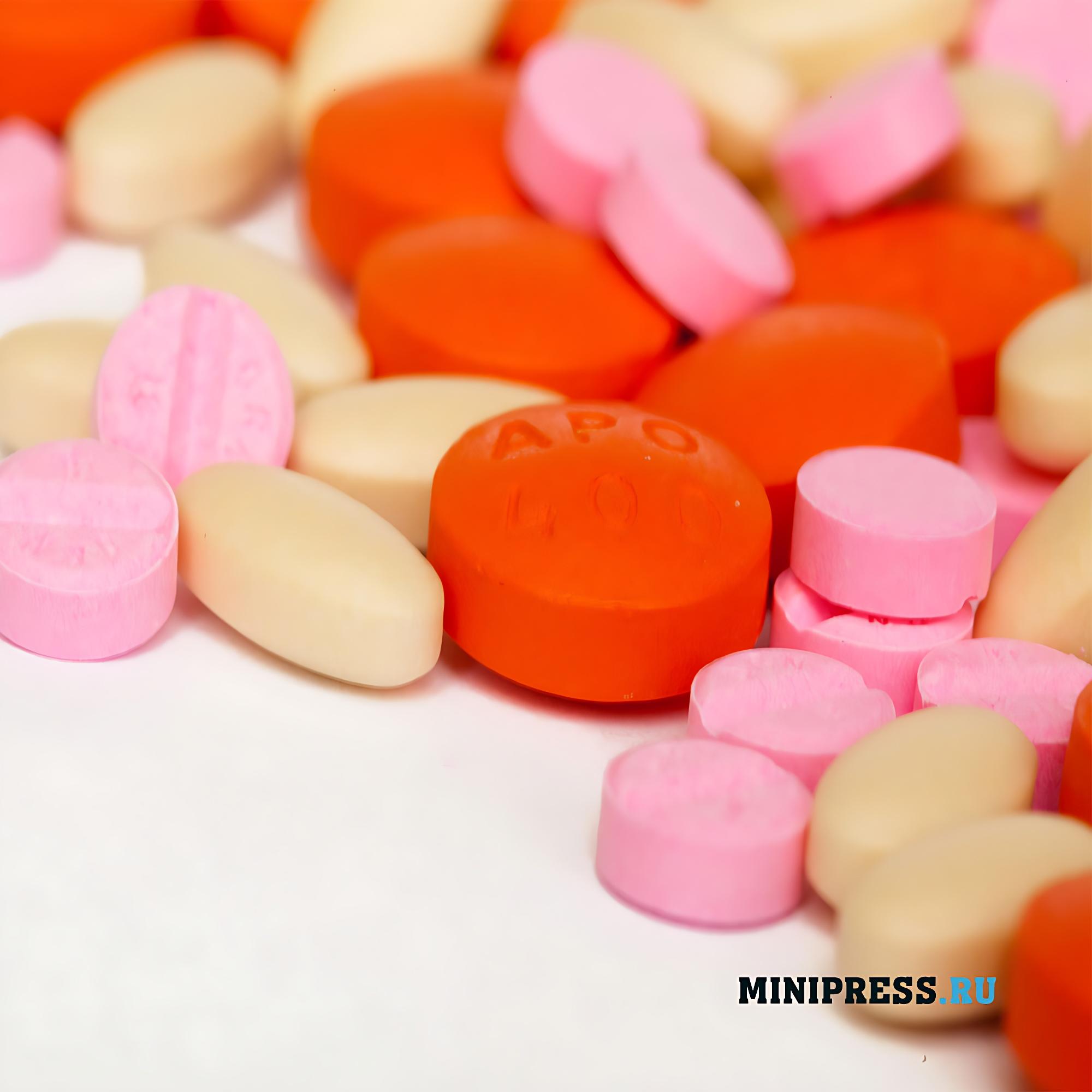 Грануляция при производстве таблеток