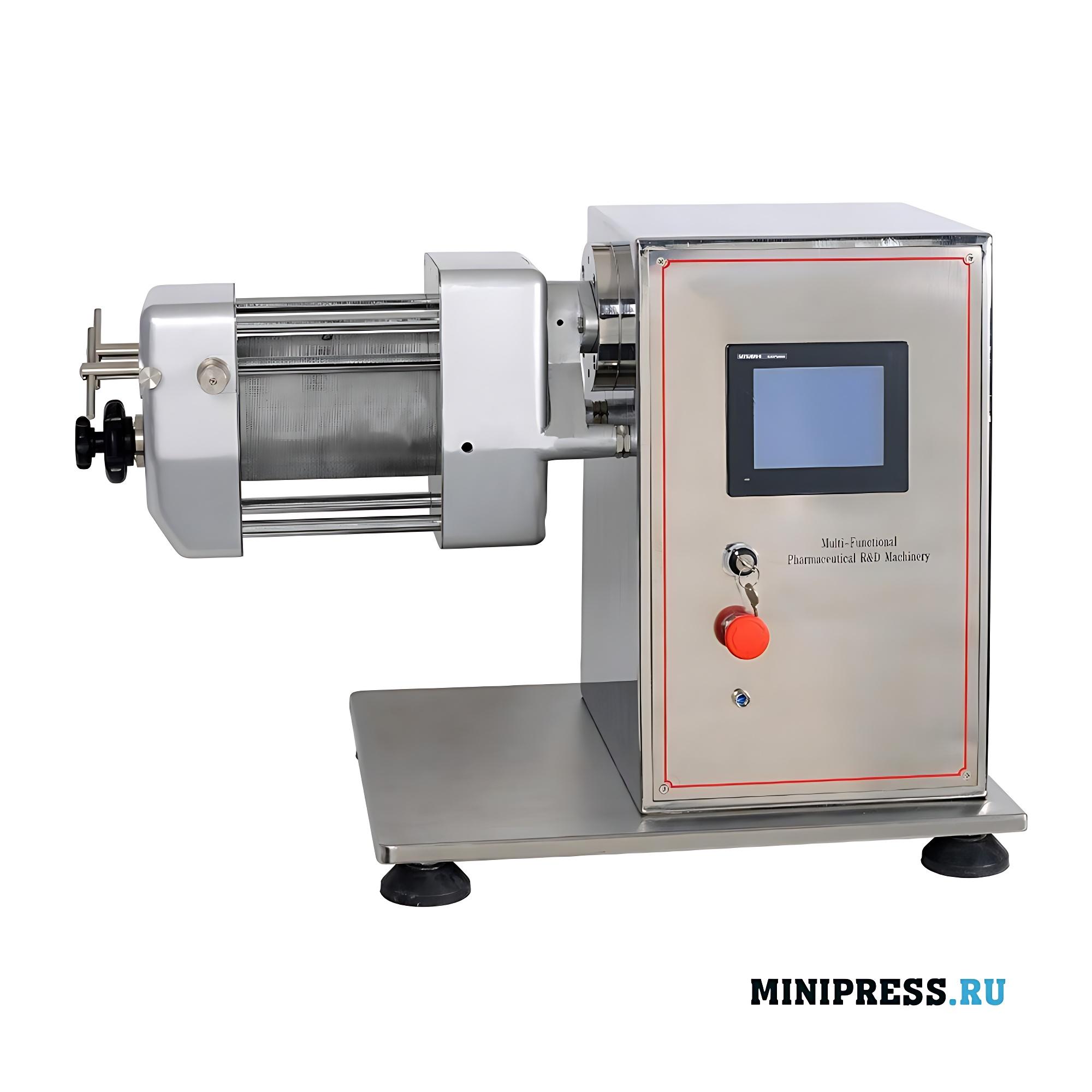 Мультифункциональное экспериментальное фармацевтическое оборудование и Вибрирующий гранулятор