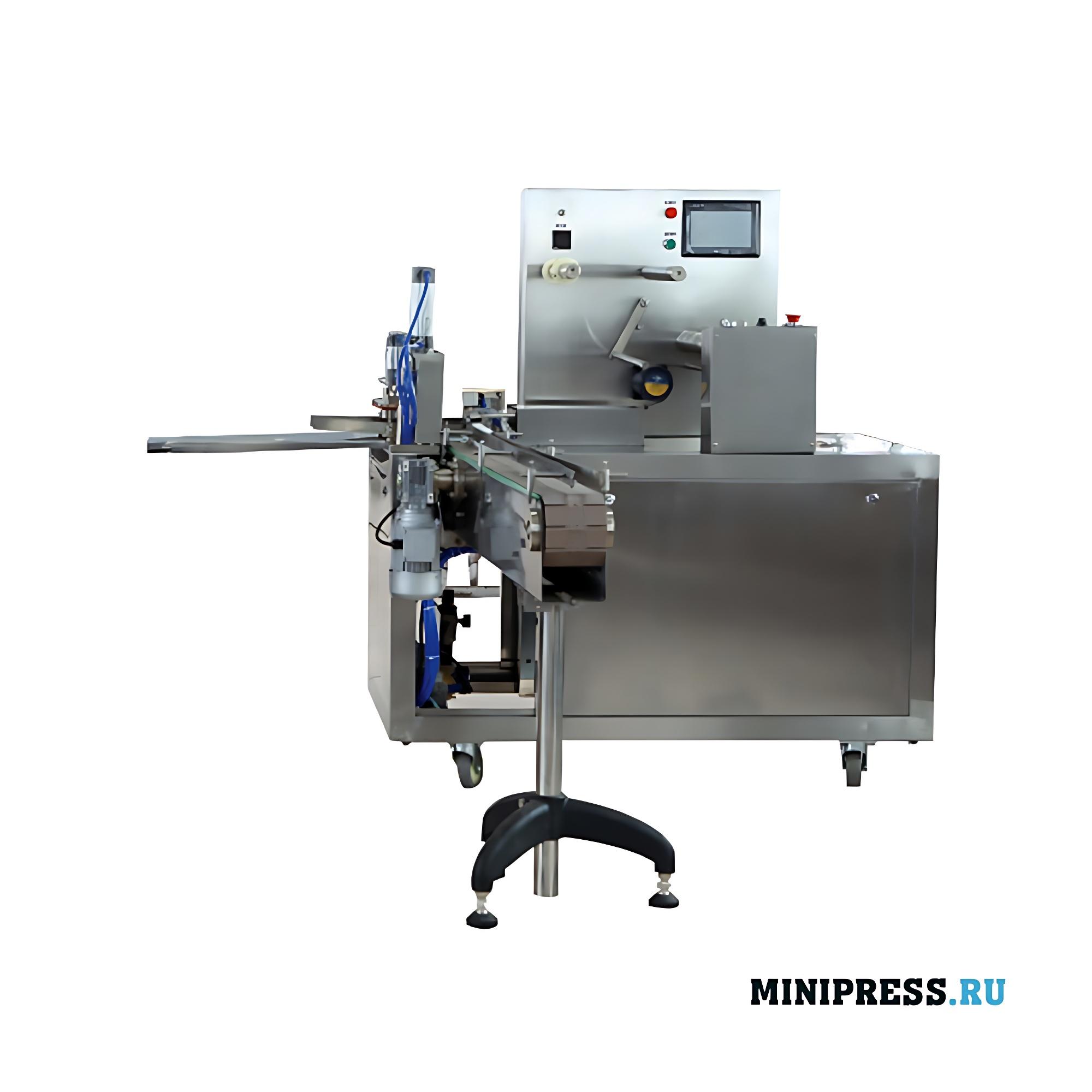 Мультифункциональное запаивающе-режущее термоусадочное оборудование
