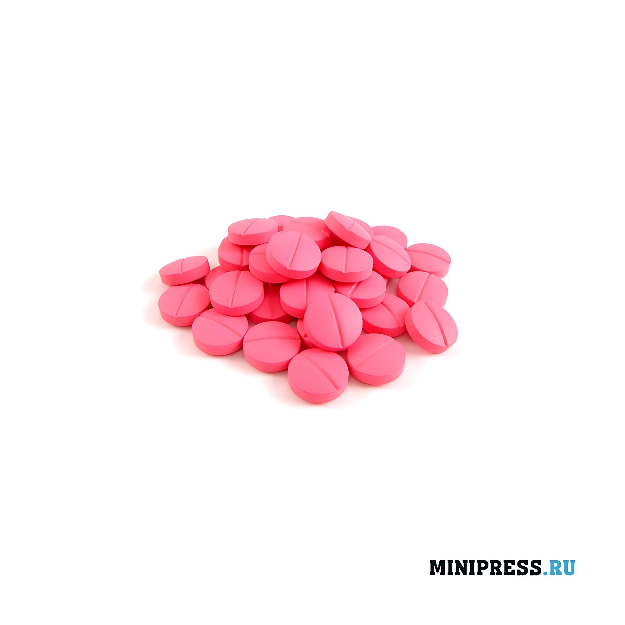 Обеспыливание таблеток
