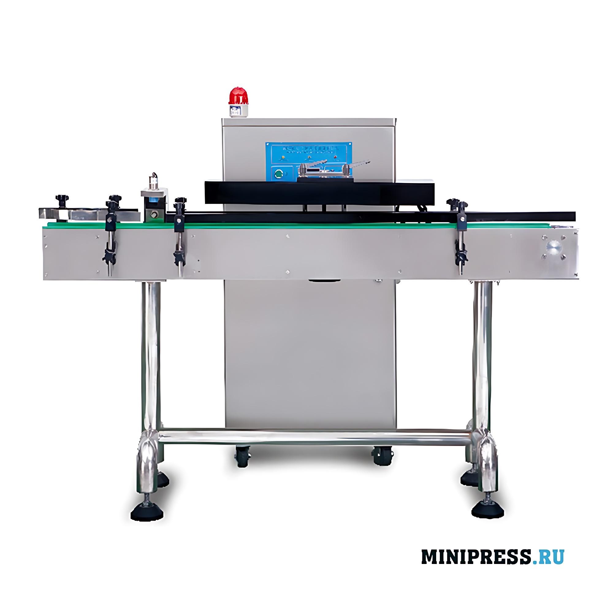 Оборудование для электромагнитной индукционной запайки алюминиевой фольгой