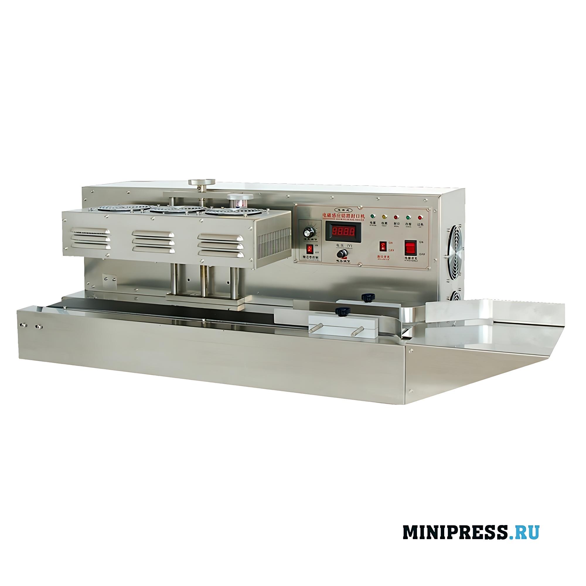 Оборудование для электромагнитной индукционной запайки горловины алюминиевой фольгой