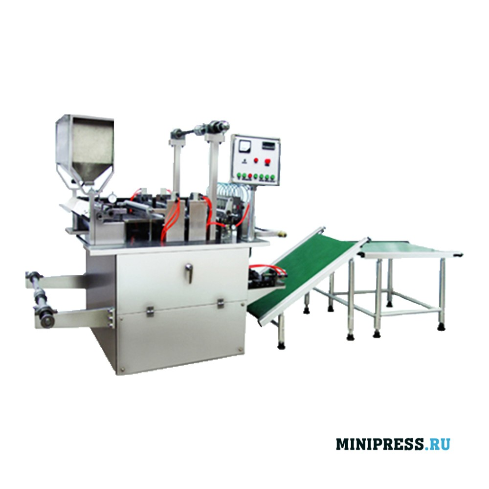 Оборудование для покрытия гидрогелем